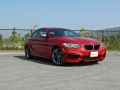 2015-BMW-M235i-xDrive-Review-front-3q-low
