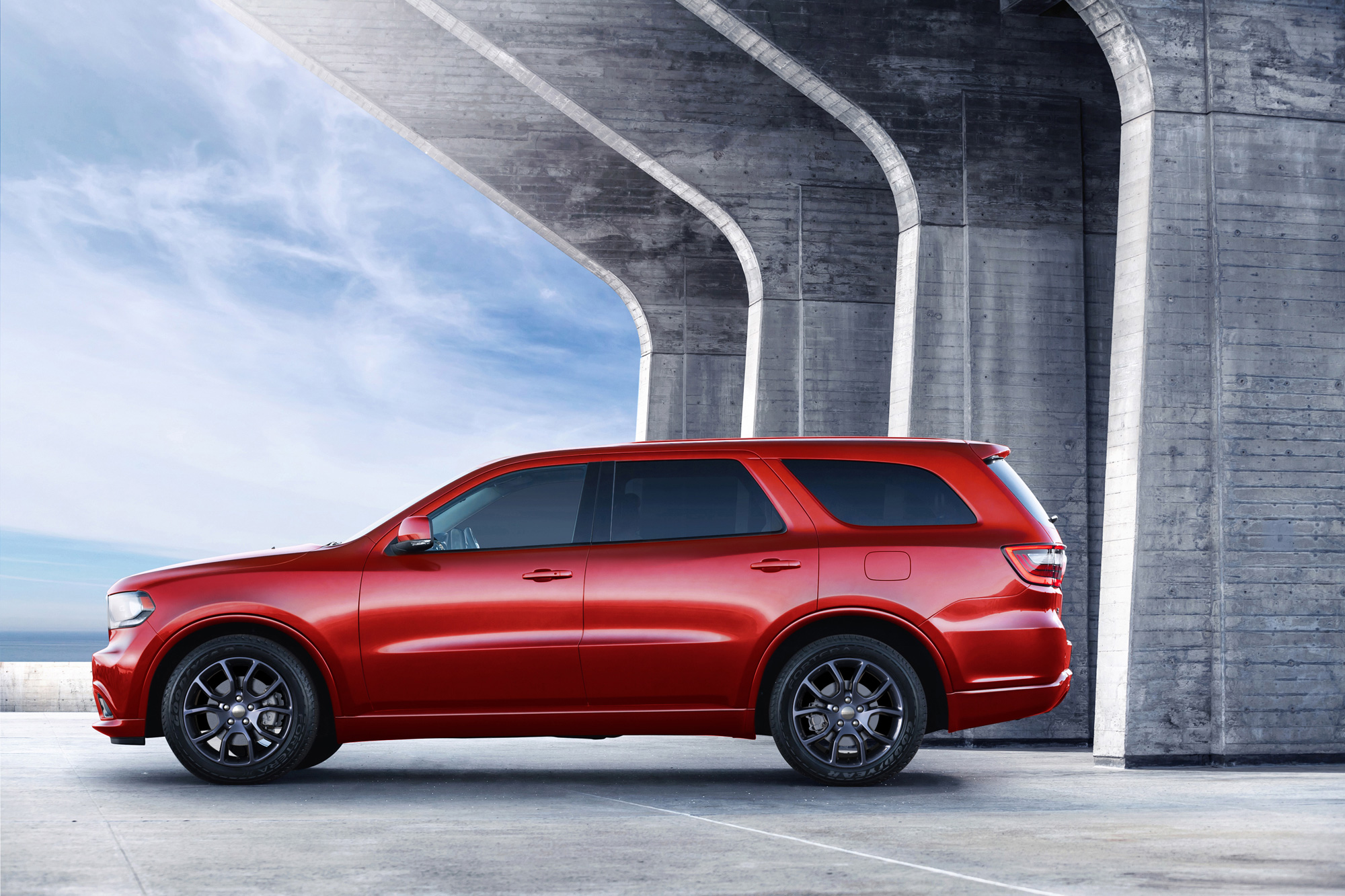 2015 dodge durango r t adds red nappa leather autoguide. Black Bedroom Furniture Sets. Home Design Ideas