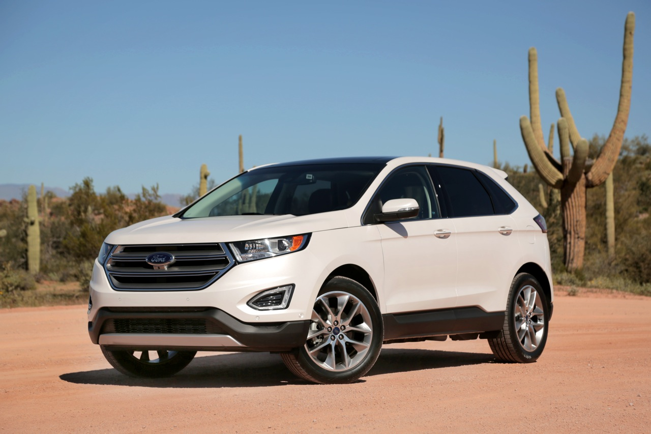 2015 ford edge review news. Black Bedroom Furniture Sets. Home Design Ideas