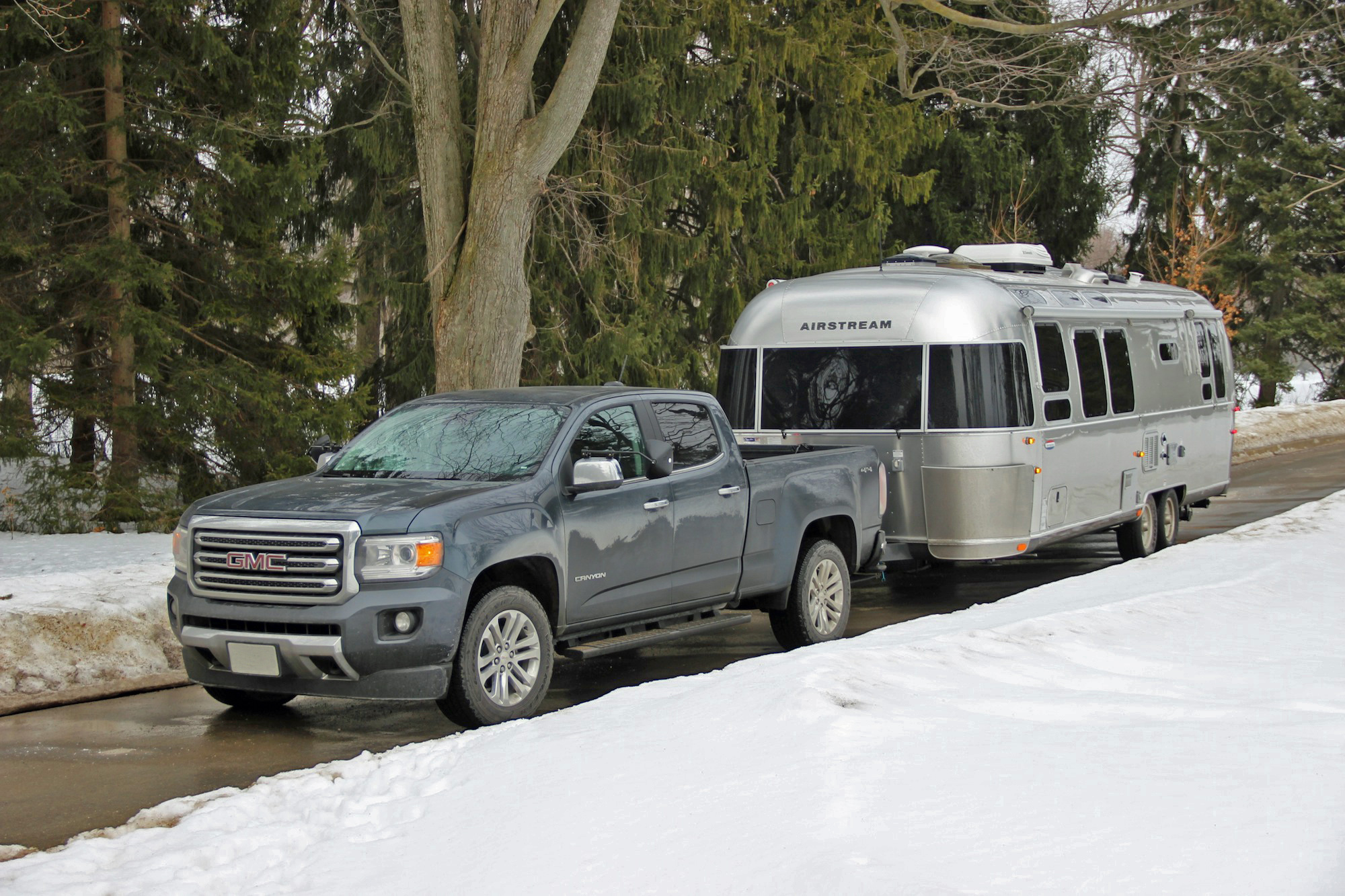 2015 Gmc Canyon Long Term Review Max Towing Test