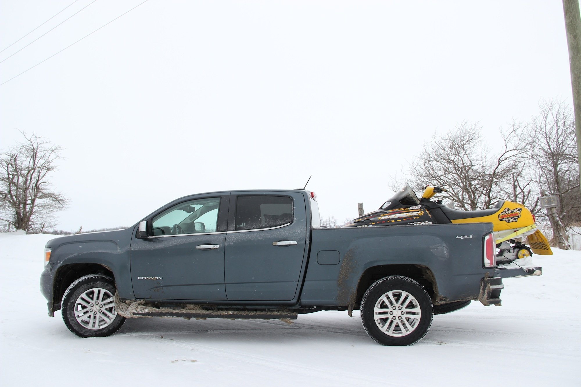 2015 Gmc Canyon Long Term Review Wear And Tear