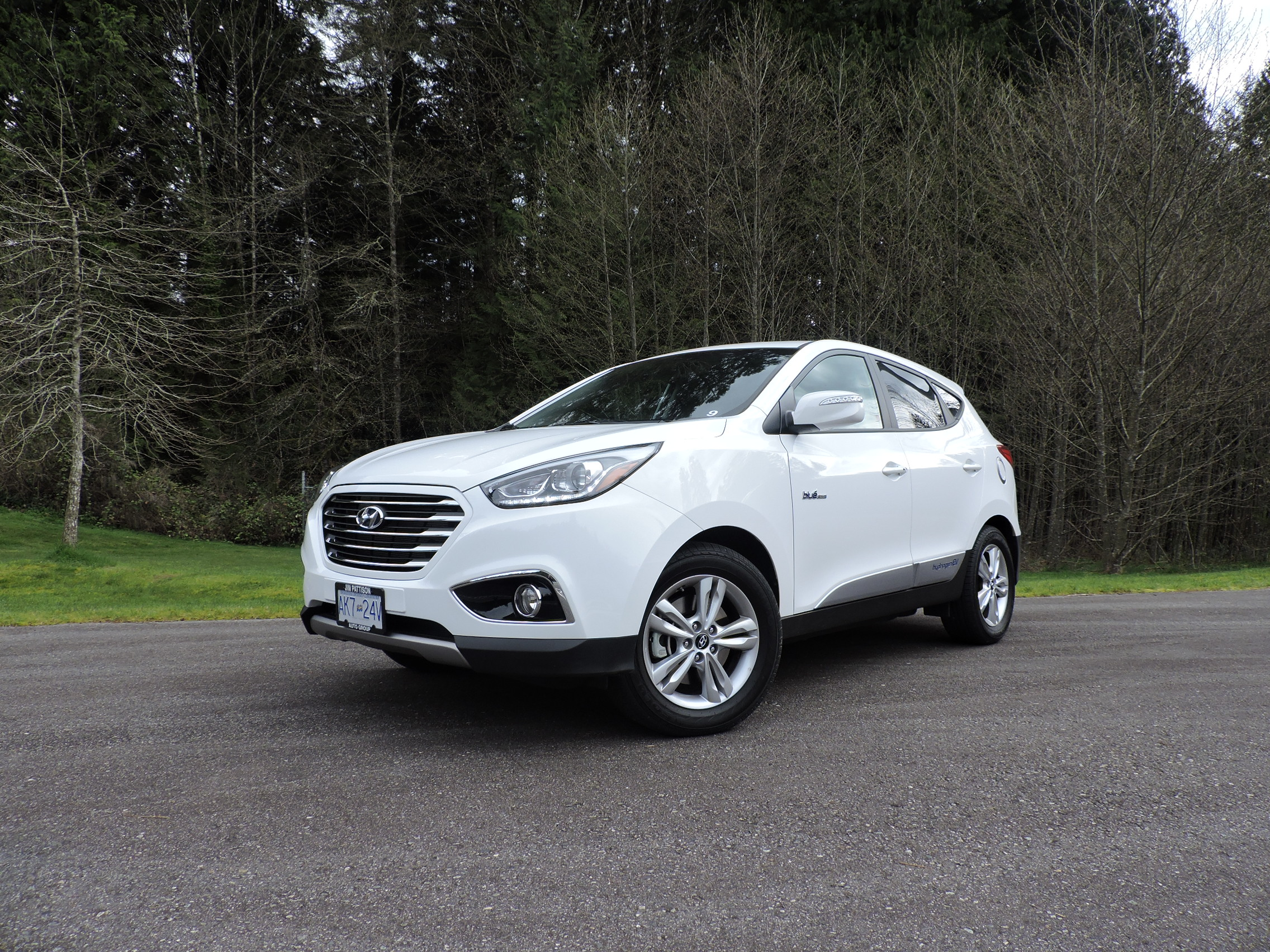 2015 hyundai tucson fuel cell review news. Black Bedroom Furniture Sets. Home Design Ideas