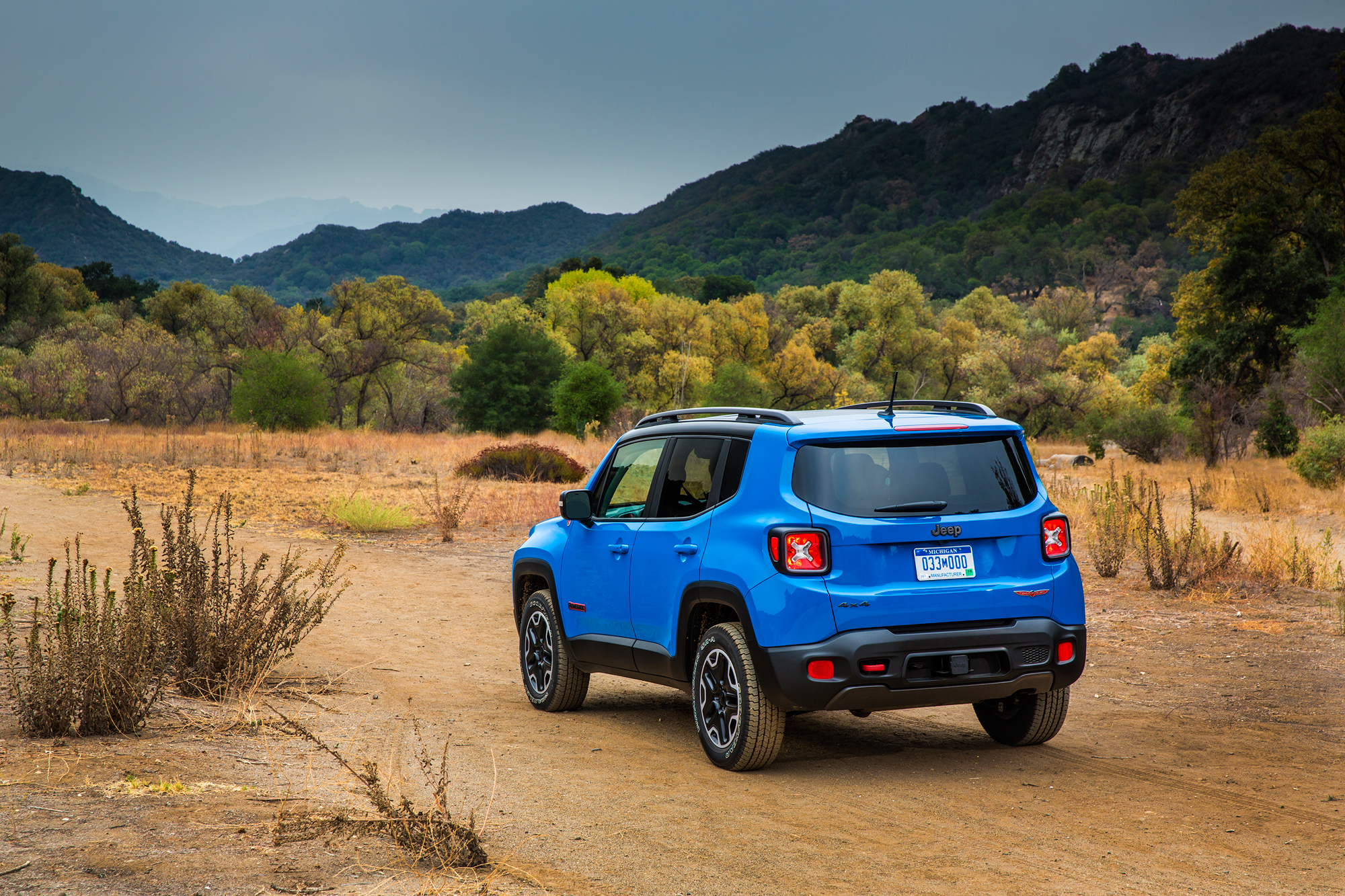 2015 Jeep Renegade Rated at 25 MPG Combined » AutoGuide ...