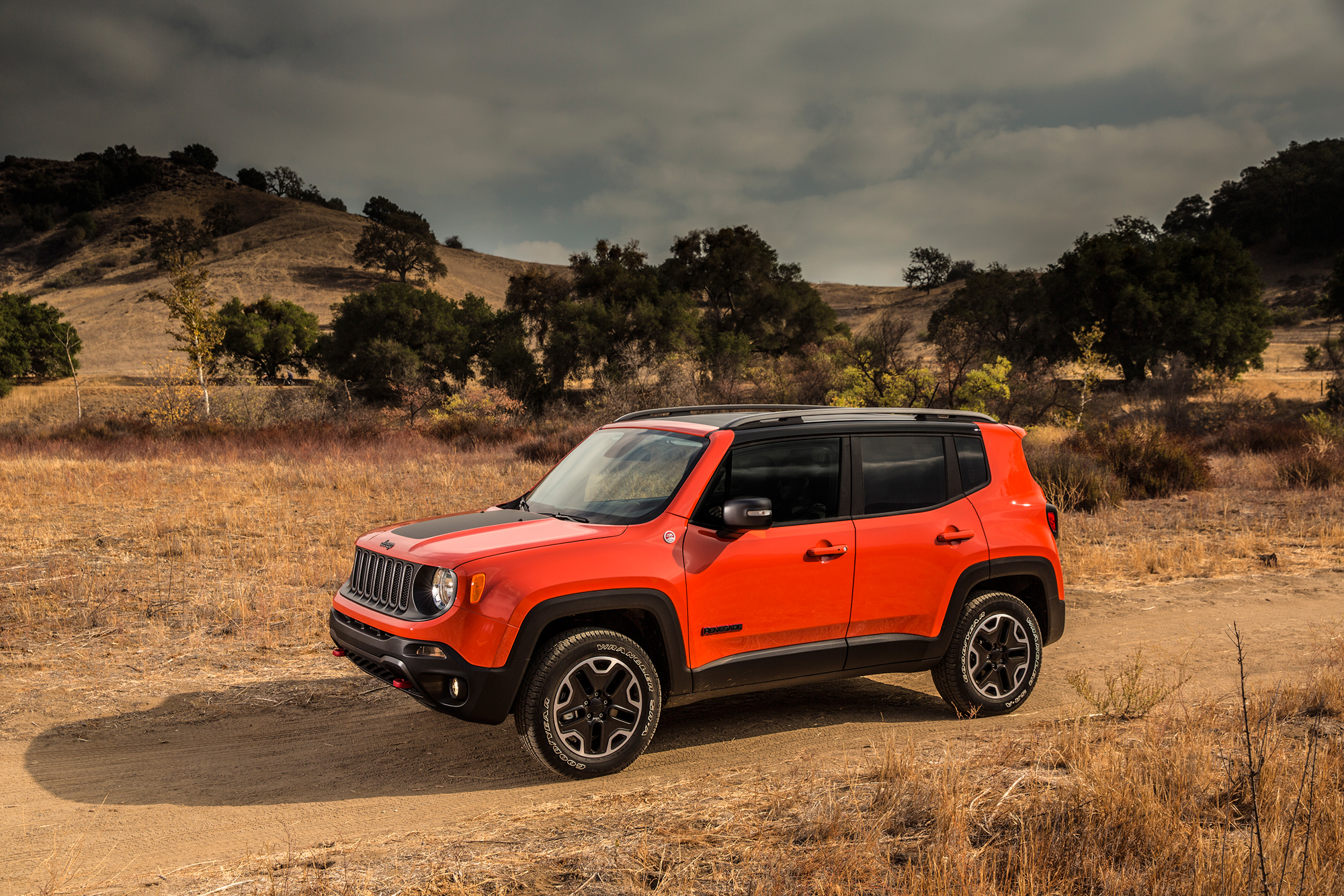 2015 jeep renegade rated at 25 mpg combined autoguide. Black Bedroom Furniture Sets. Home Design Ideas