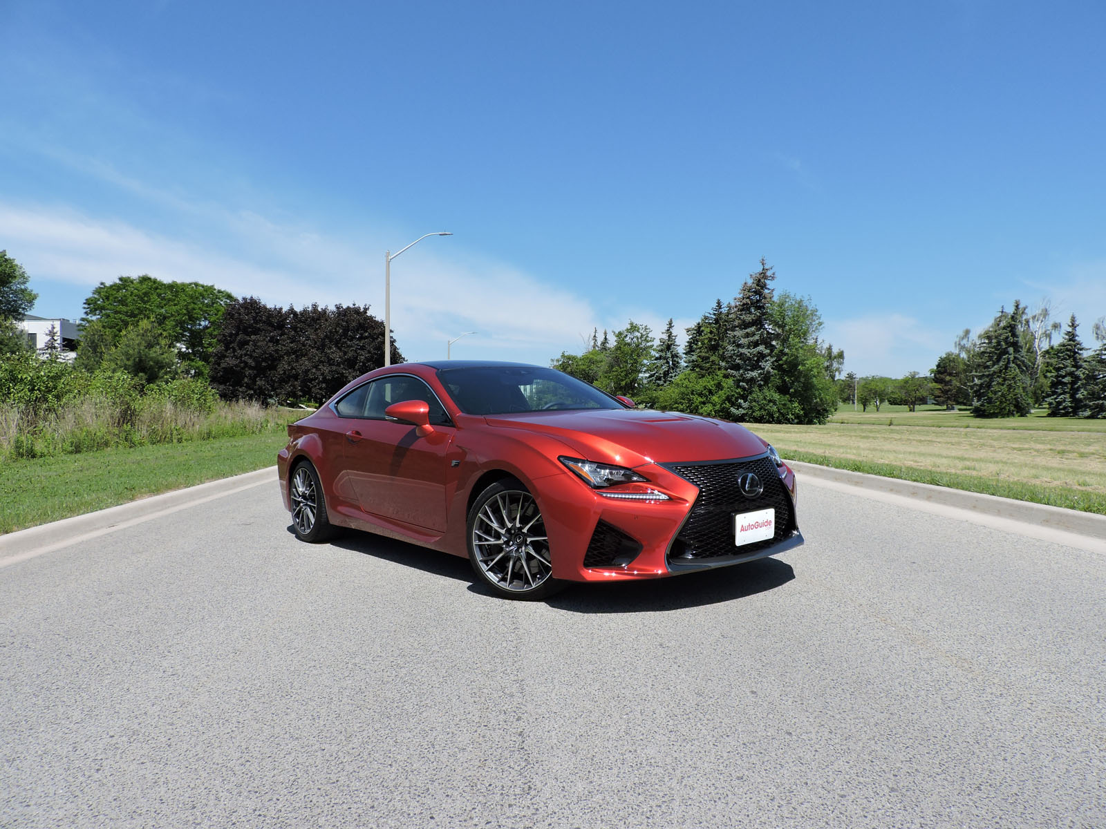 2015 lexus rc f road test news. Black Bedroom Furniture Sets. Home Design Ideas