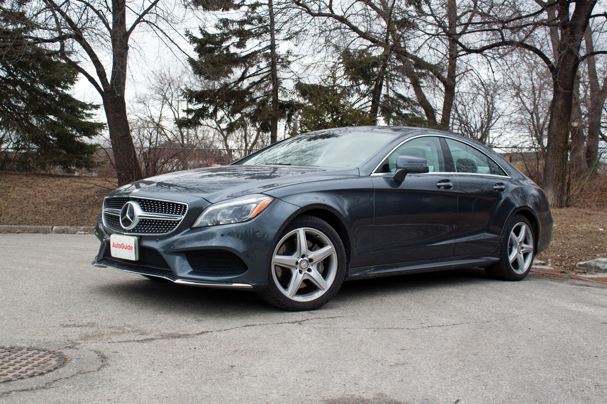 2015 mercedes benz cls400 4matic review news for Mercedes benz cls550 review