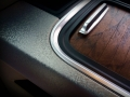 2015 Ram 1500 Texas Ranger Concept truck - galvanized metal and walnut wood console