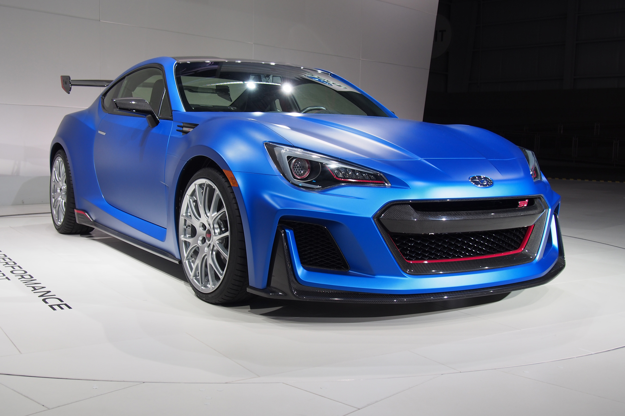 Subaru brz sti concept archives autoguide news subaru sti performance concept video first look vanachro Image collections