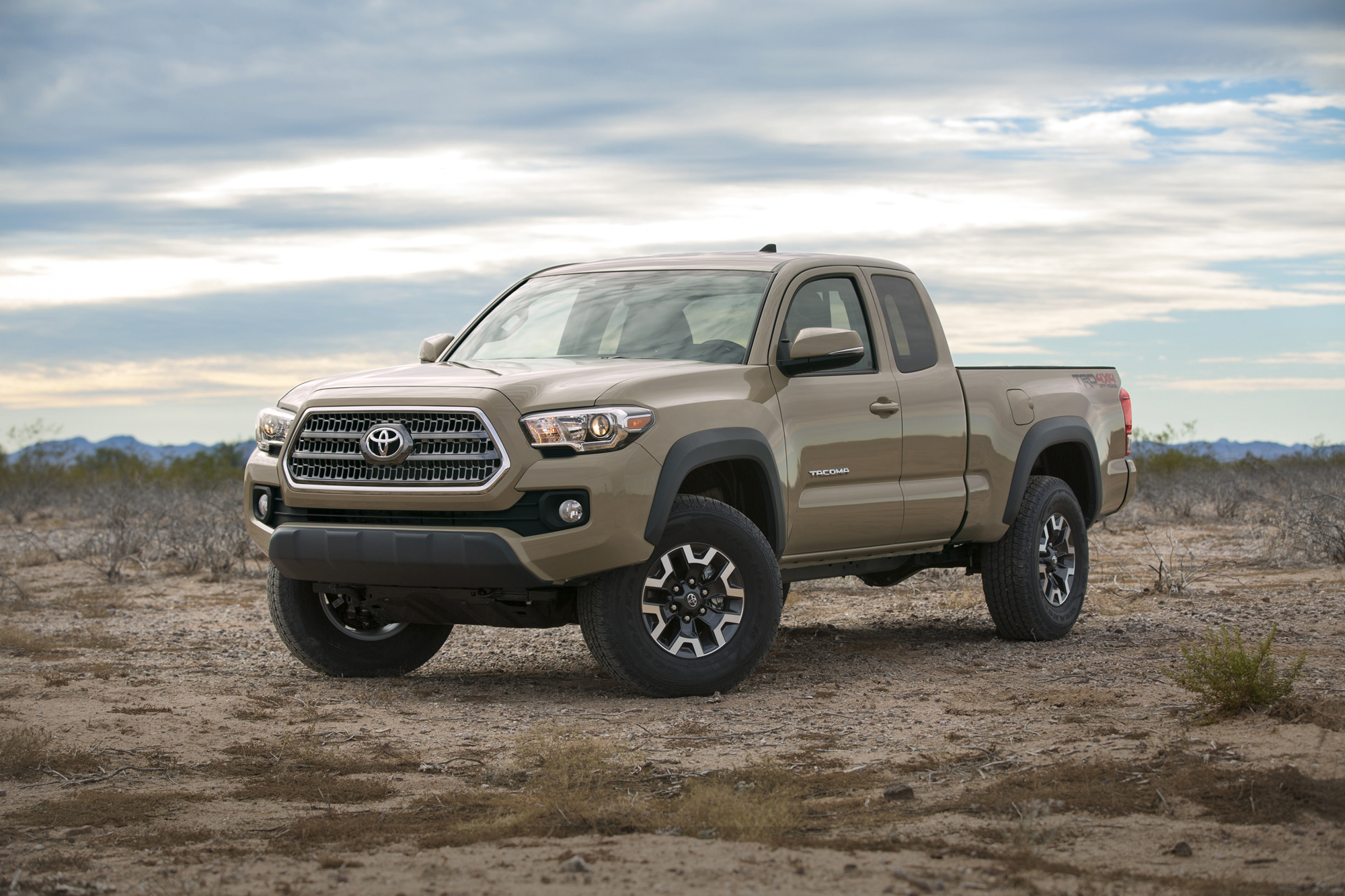 2016 Toyota Tundra Diesel U003eu003e Toyota Tacoma Diesel Not Worth It Says Chief  Engineer »