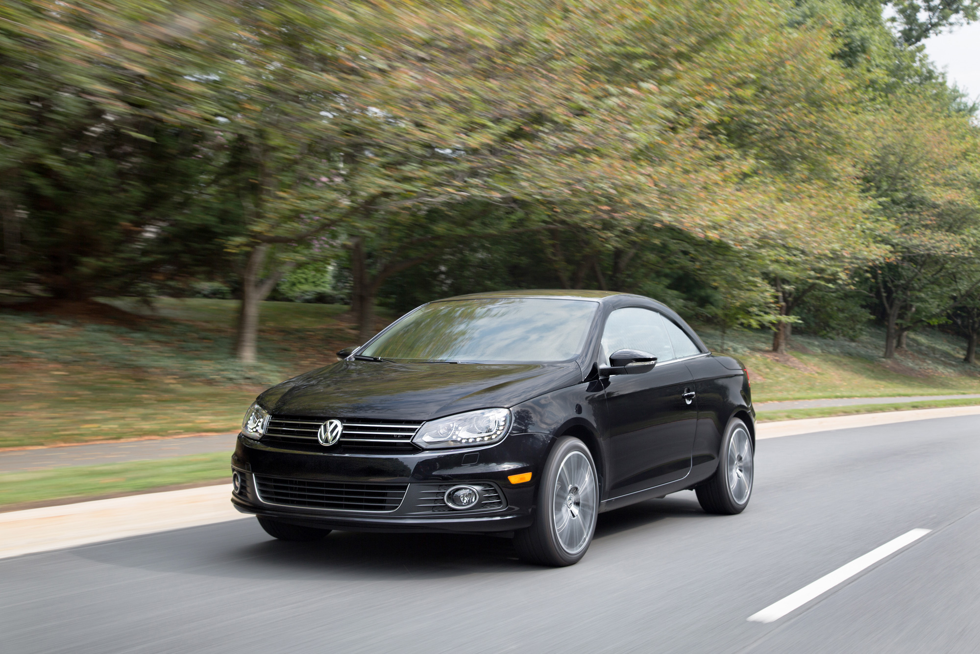 volkswagen eos production ending in may  autoguide news