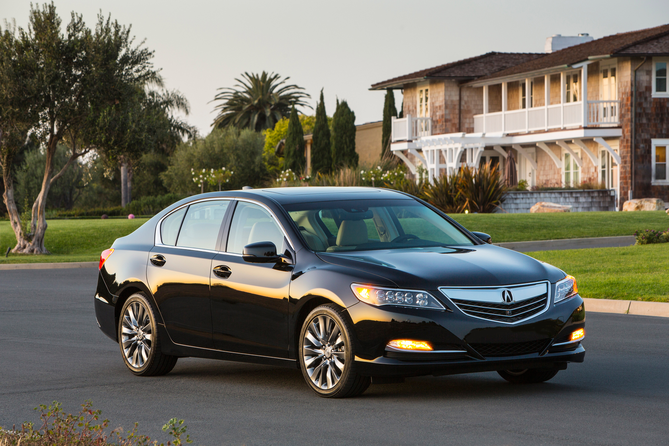 2016 acura rlx safety ratings five stars from nhtsa news. Black Bedroom Furniture Sets. Home Design Ideas