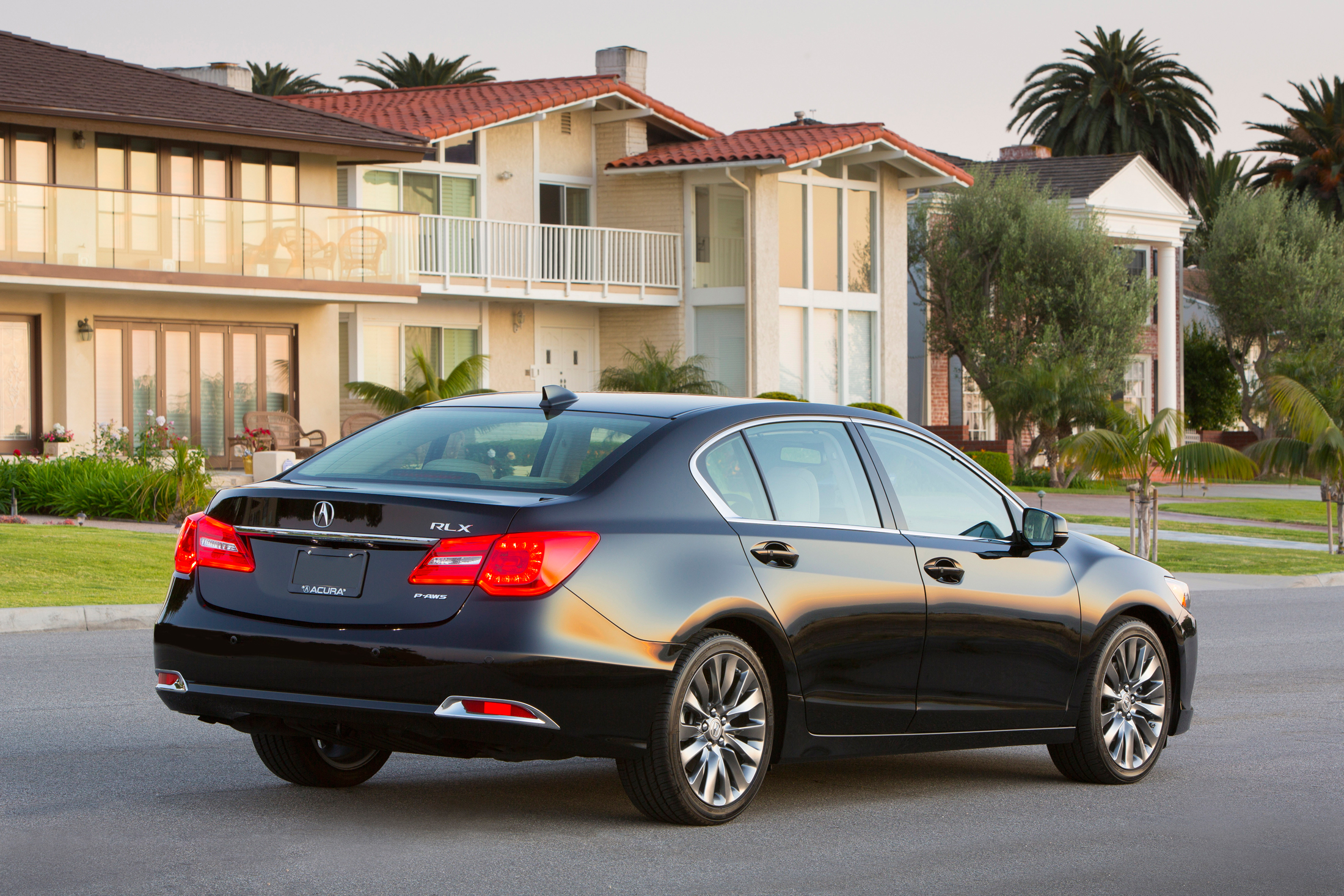 2016 Acura RLX Safety Ratings: Five Stars from NHTSA » AutoGuide.com ...