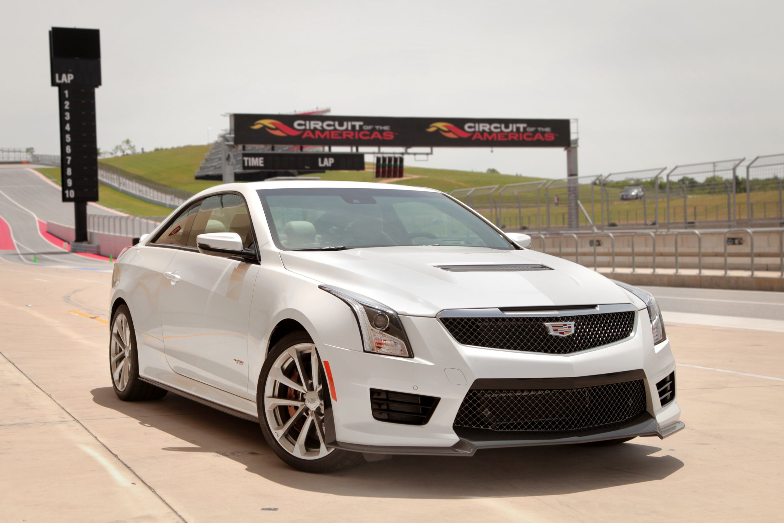 Cadillac ATS-V First Drive - Video