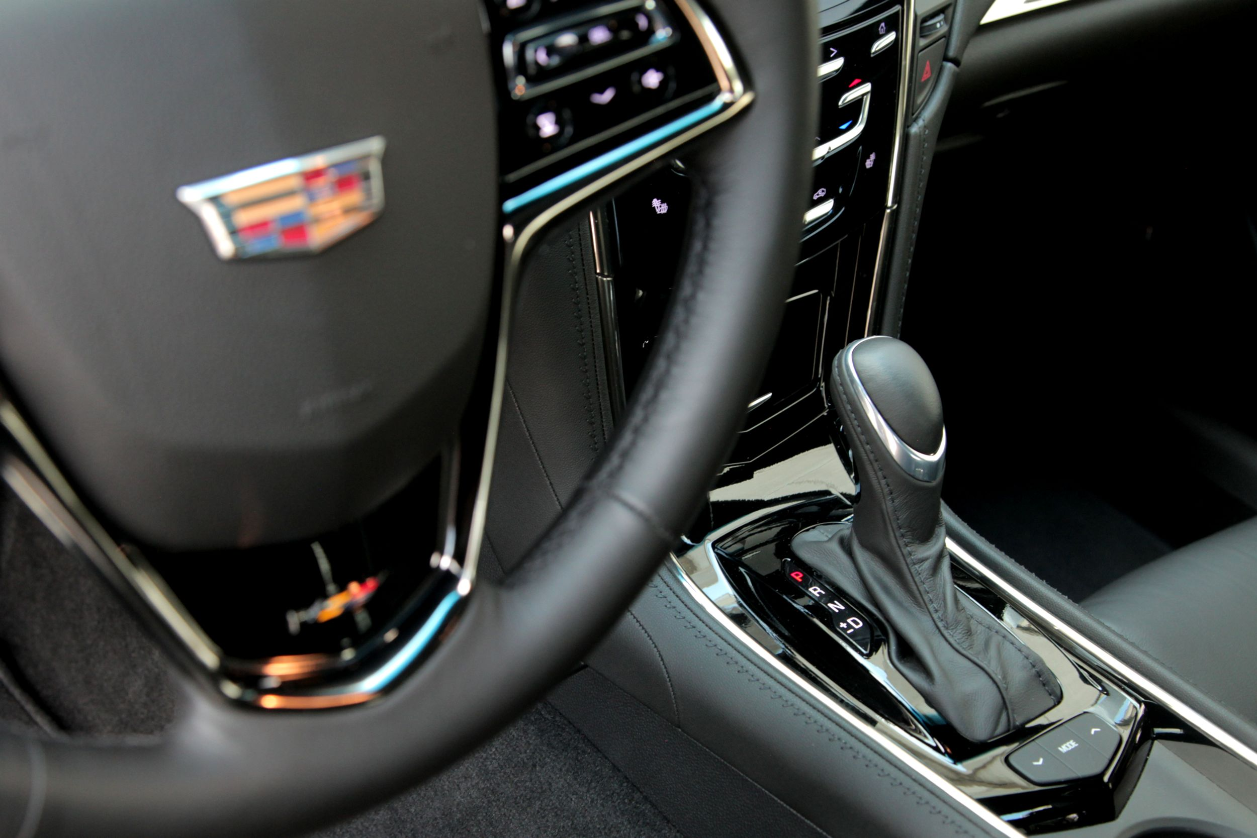 ats how to get the shifter work