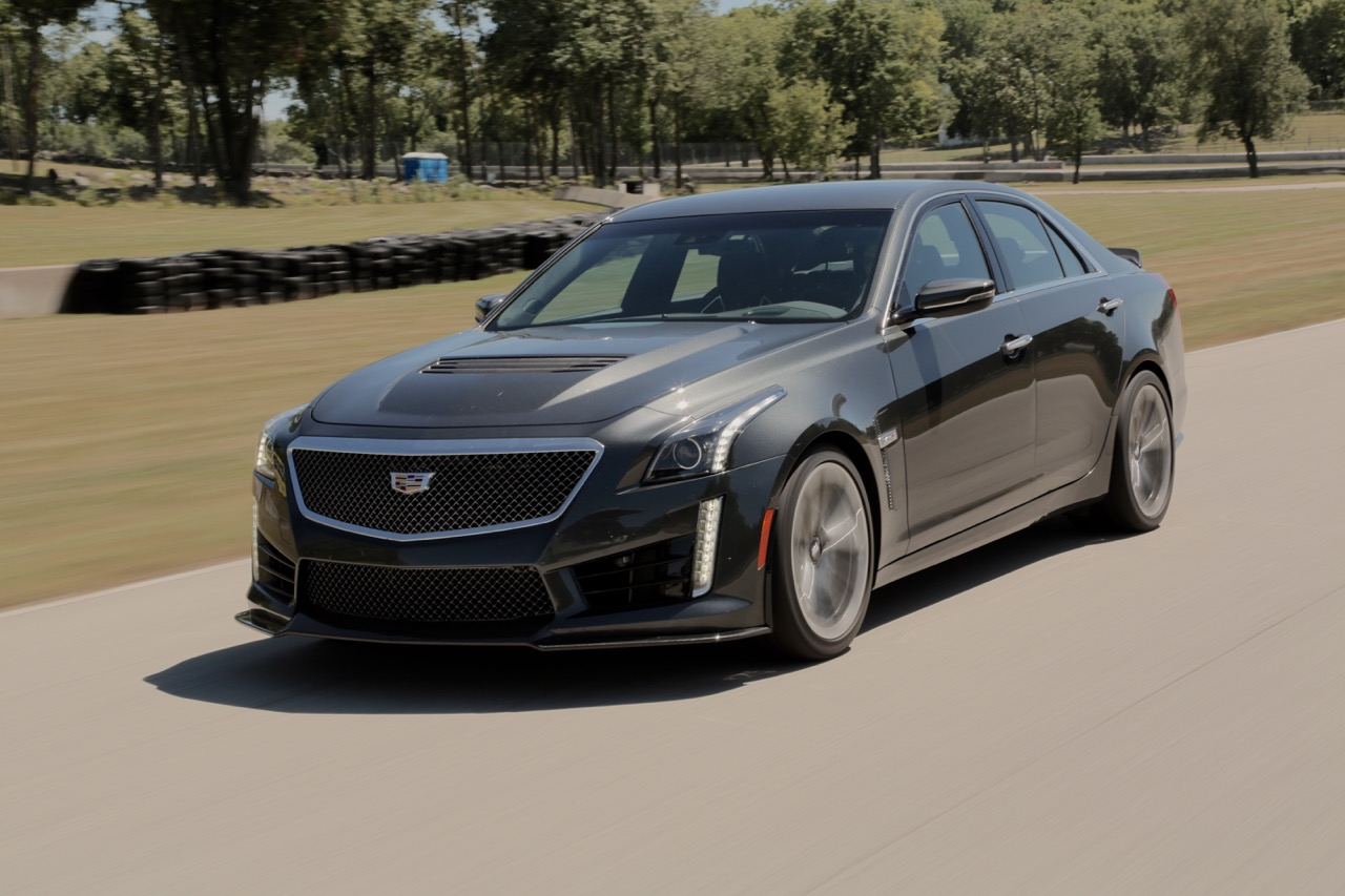 2016 Cadillac CTS-V First Drive /w Video - 6th Gen Camaro Forum