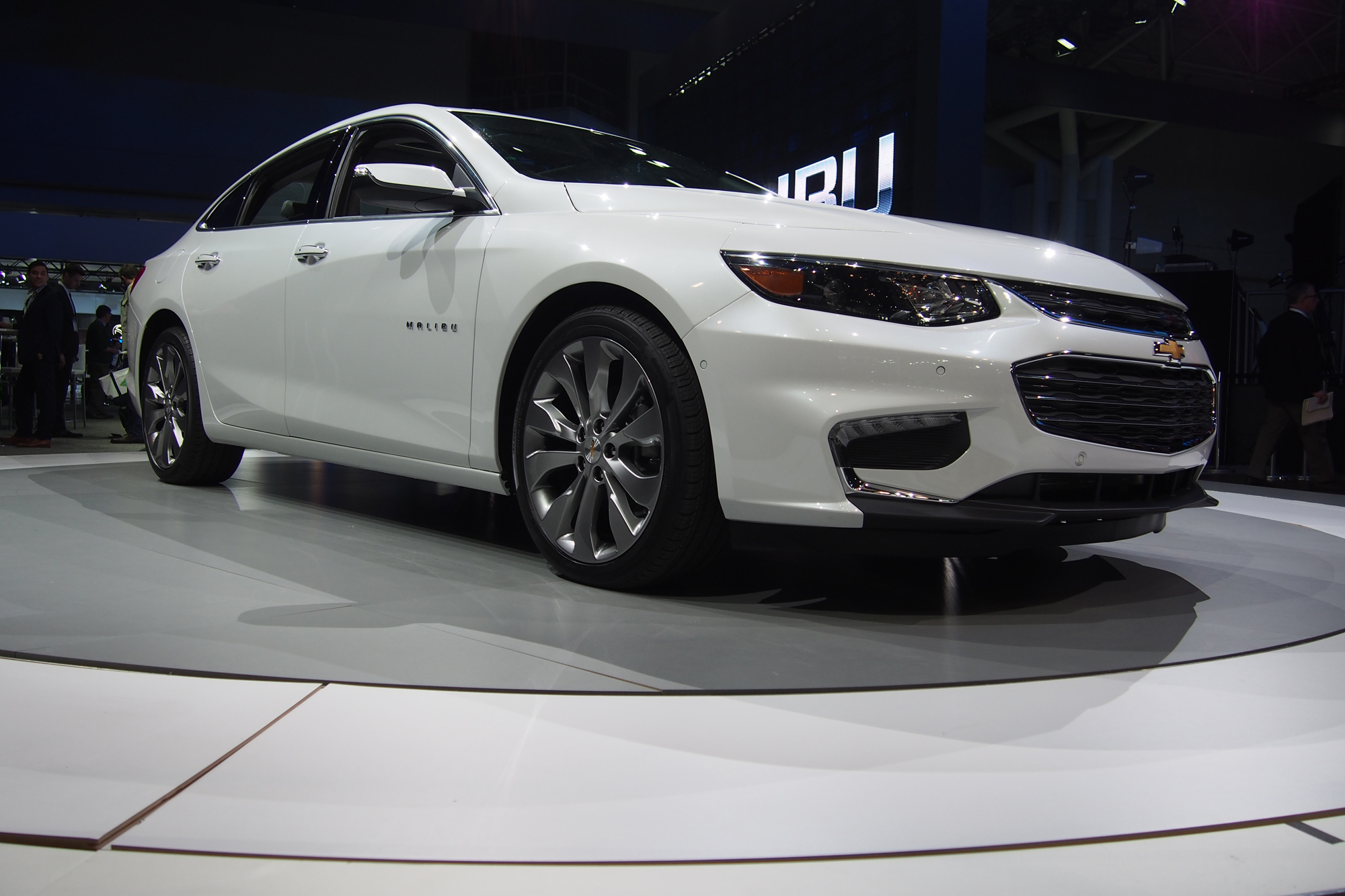 Creative 2016 Chevrolet Malibu Video First Look  AutoGuidecom News
