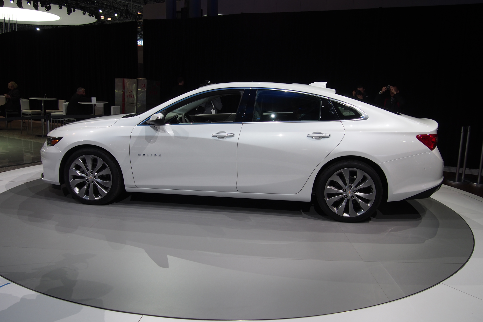 Lastest 2016 Chevrolet Malibu Video First Look  AutoGuidecom News