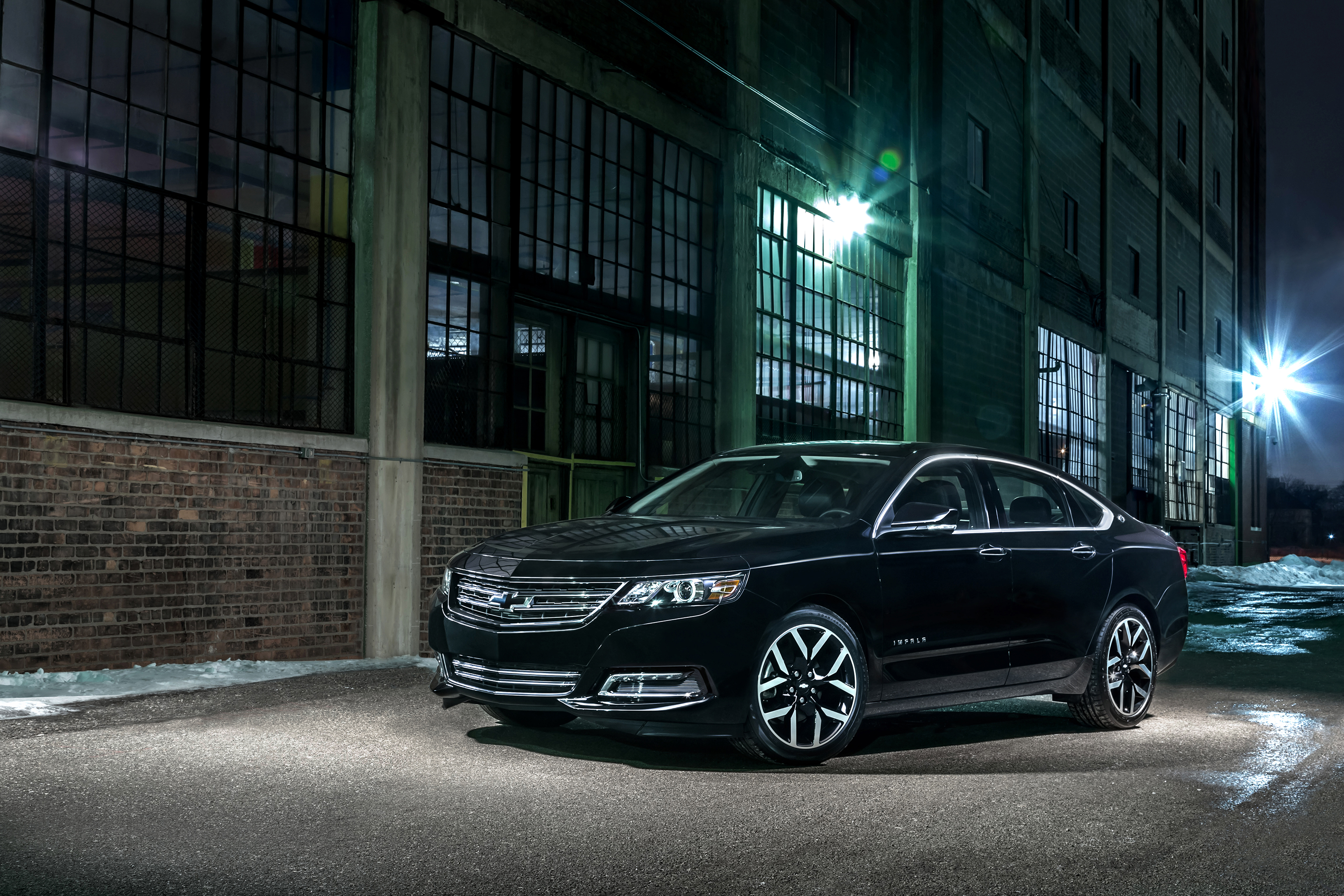 chevy impala midnight edition heading to production » autoguide
