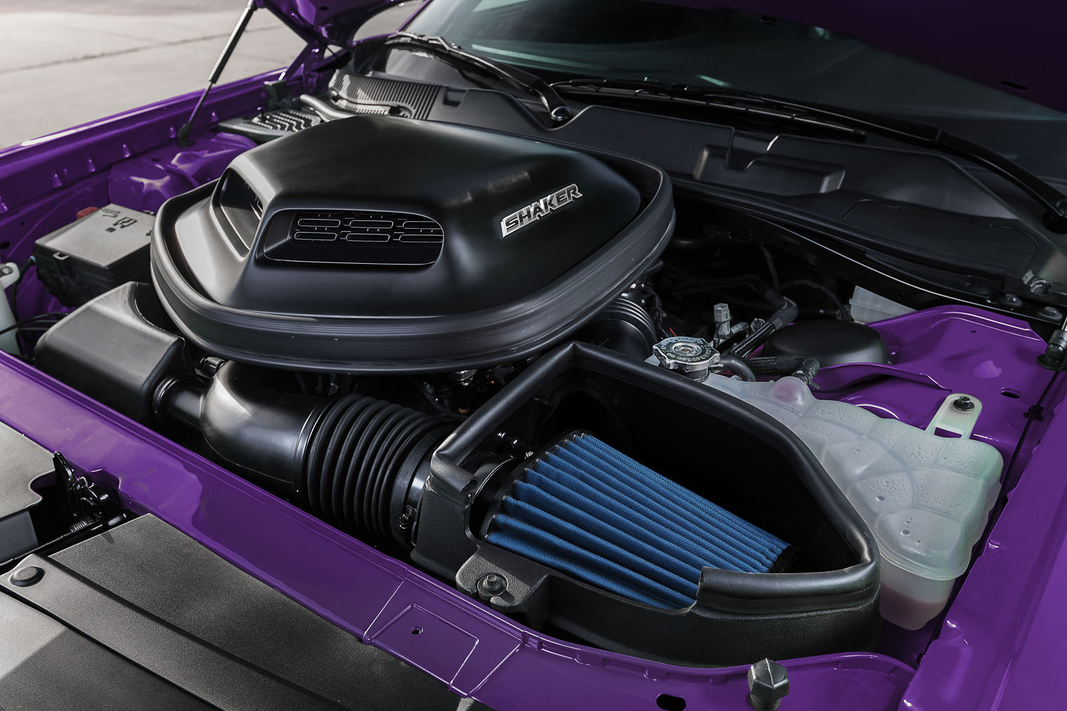 Dodge brings back plum crazy challenger charger for 2016 only