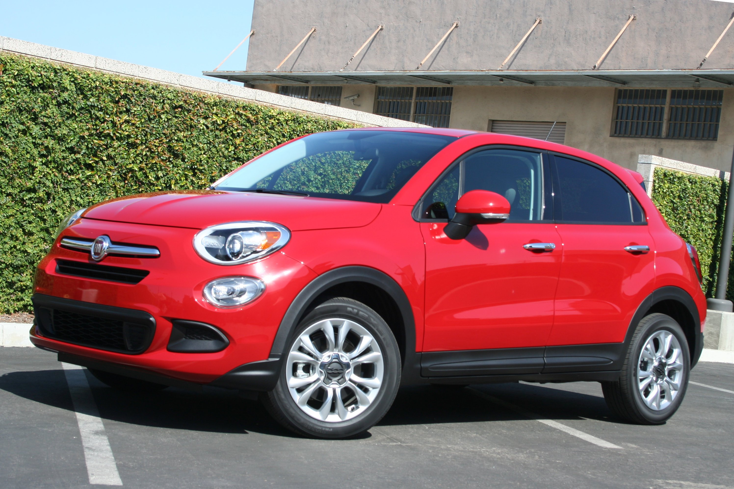 2016 fiat 500x review news. Black Bedroom Furniture Sets. Home Design Ideas