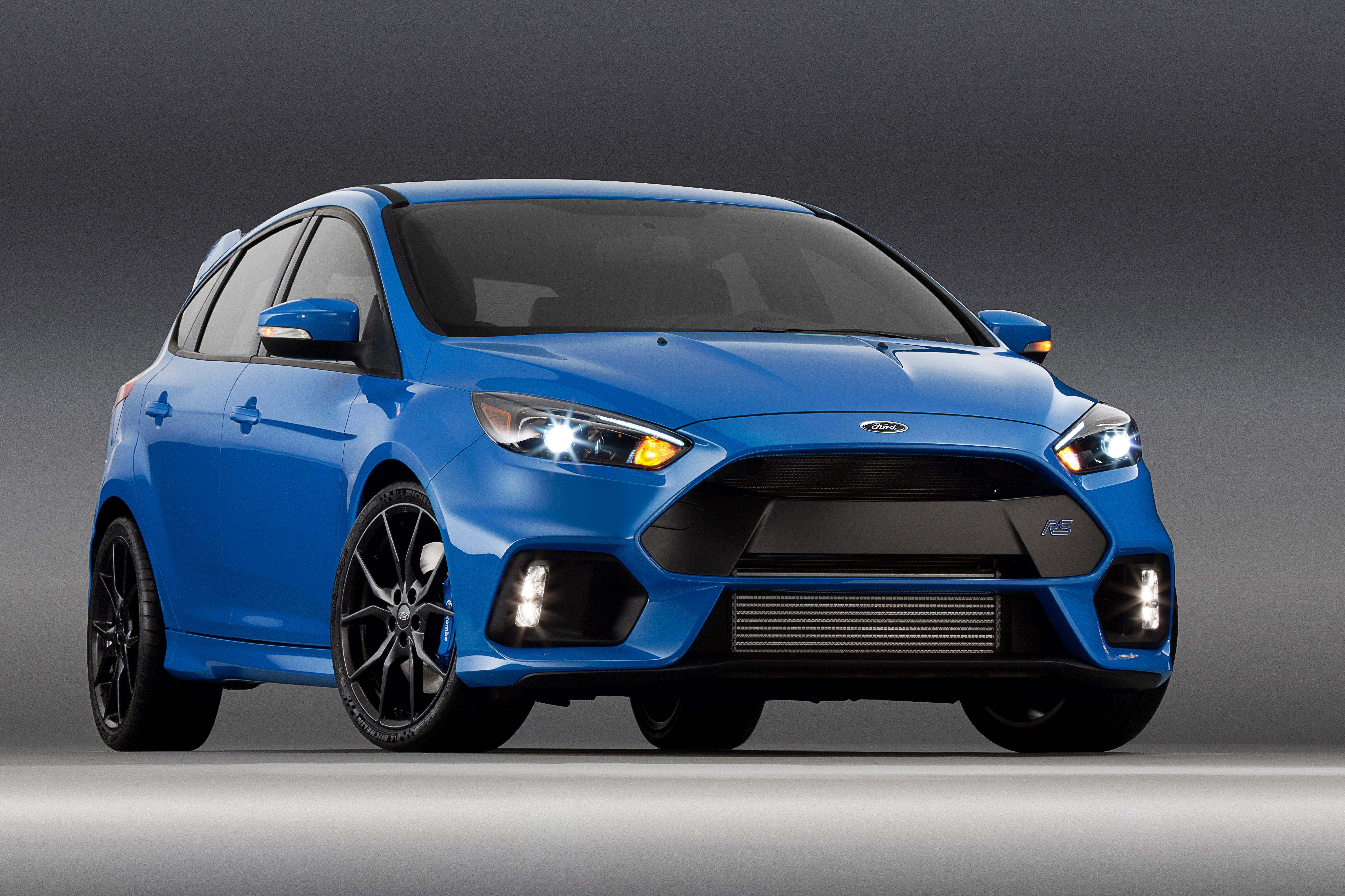 Ford Focus RS Hits US Dealers in Spring 2016 » AutoGuide.com News