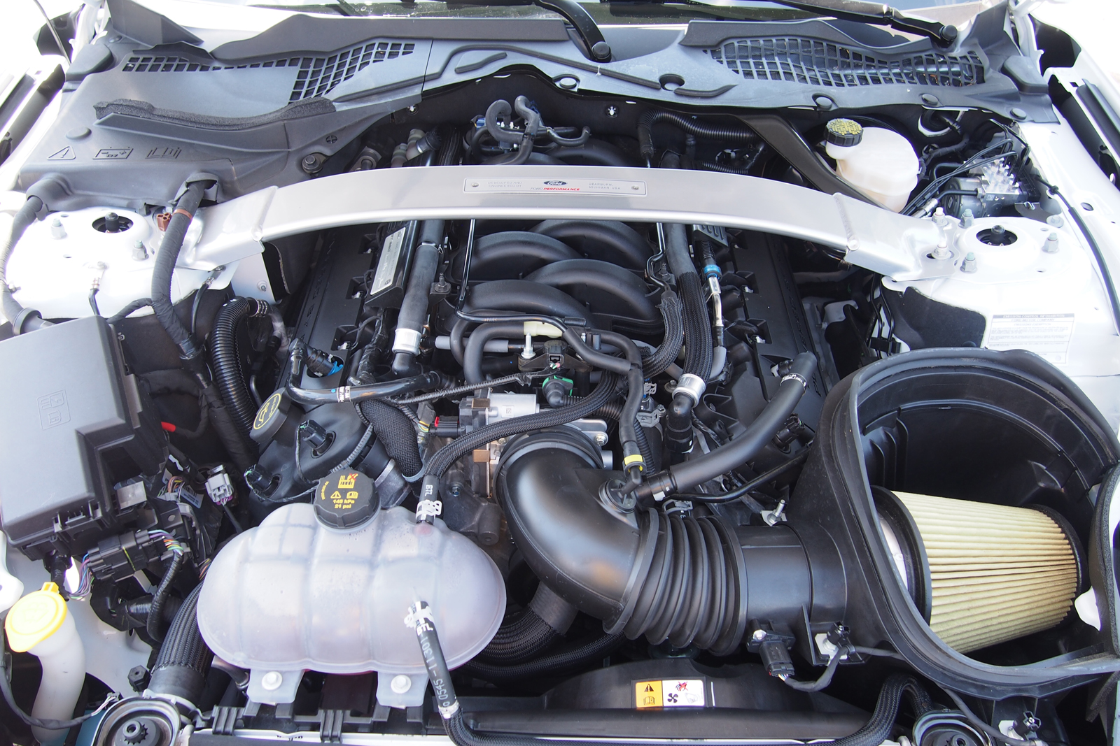 2016 ford shelby gt350 engine 15