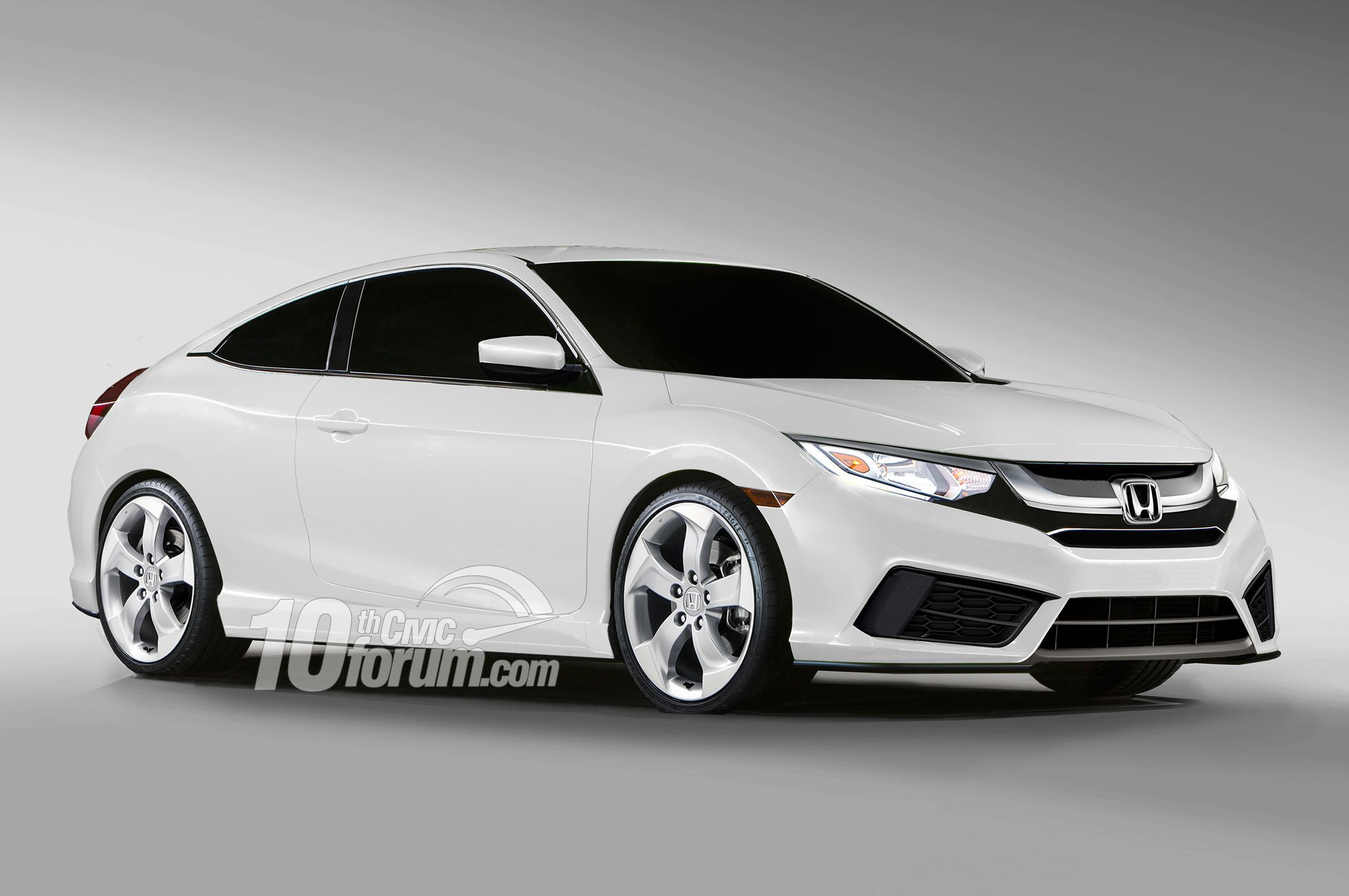 2016 honda civic coupe hatchback and sedan rendered for 2016 honda civic ex t review