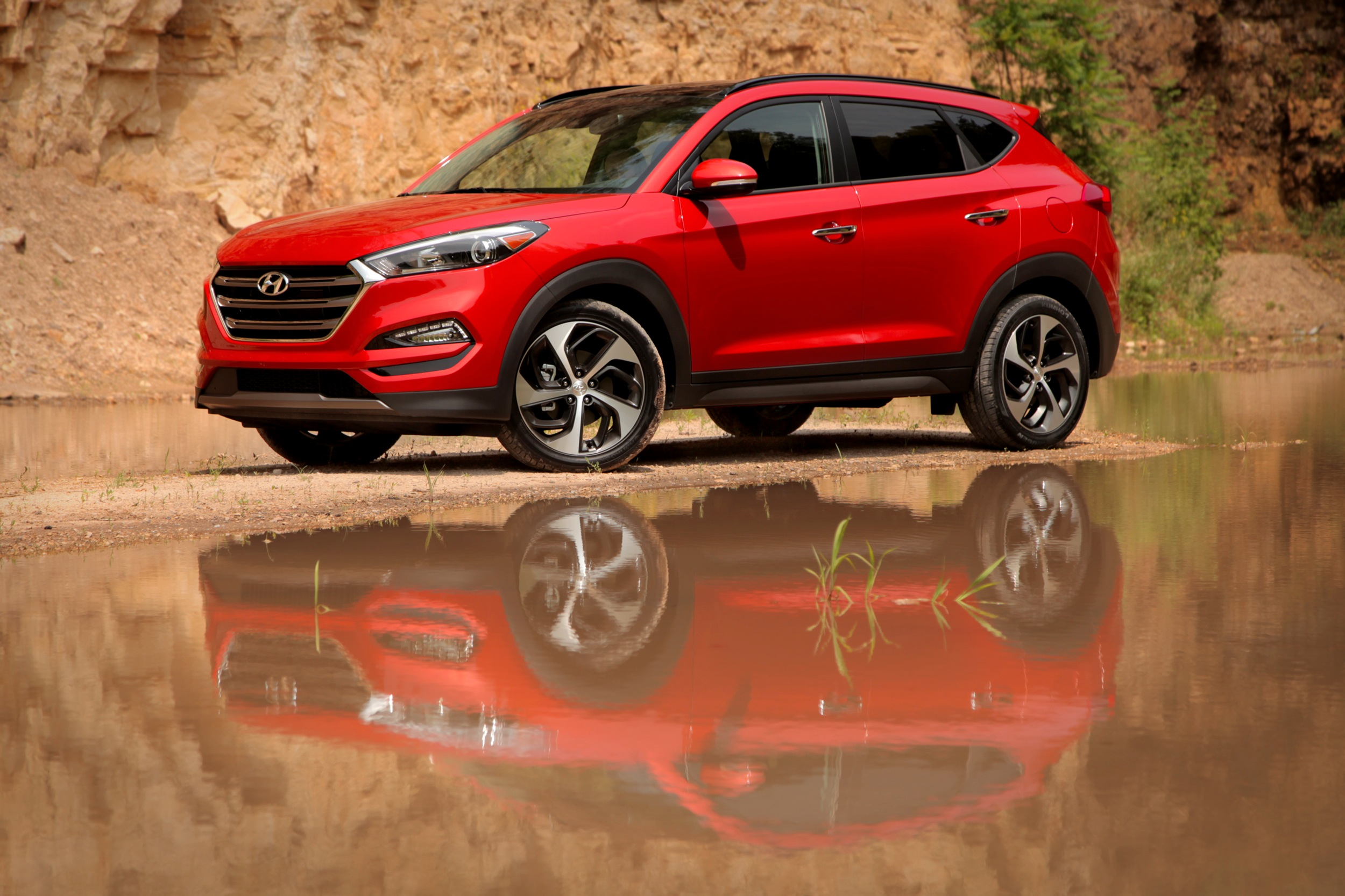 2016 hyundai tucson first drive w video hyundai forums hyundai forum. Black Bedroom Furniture Sets. Home Design Ideas