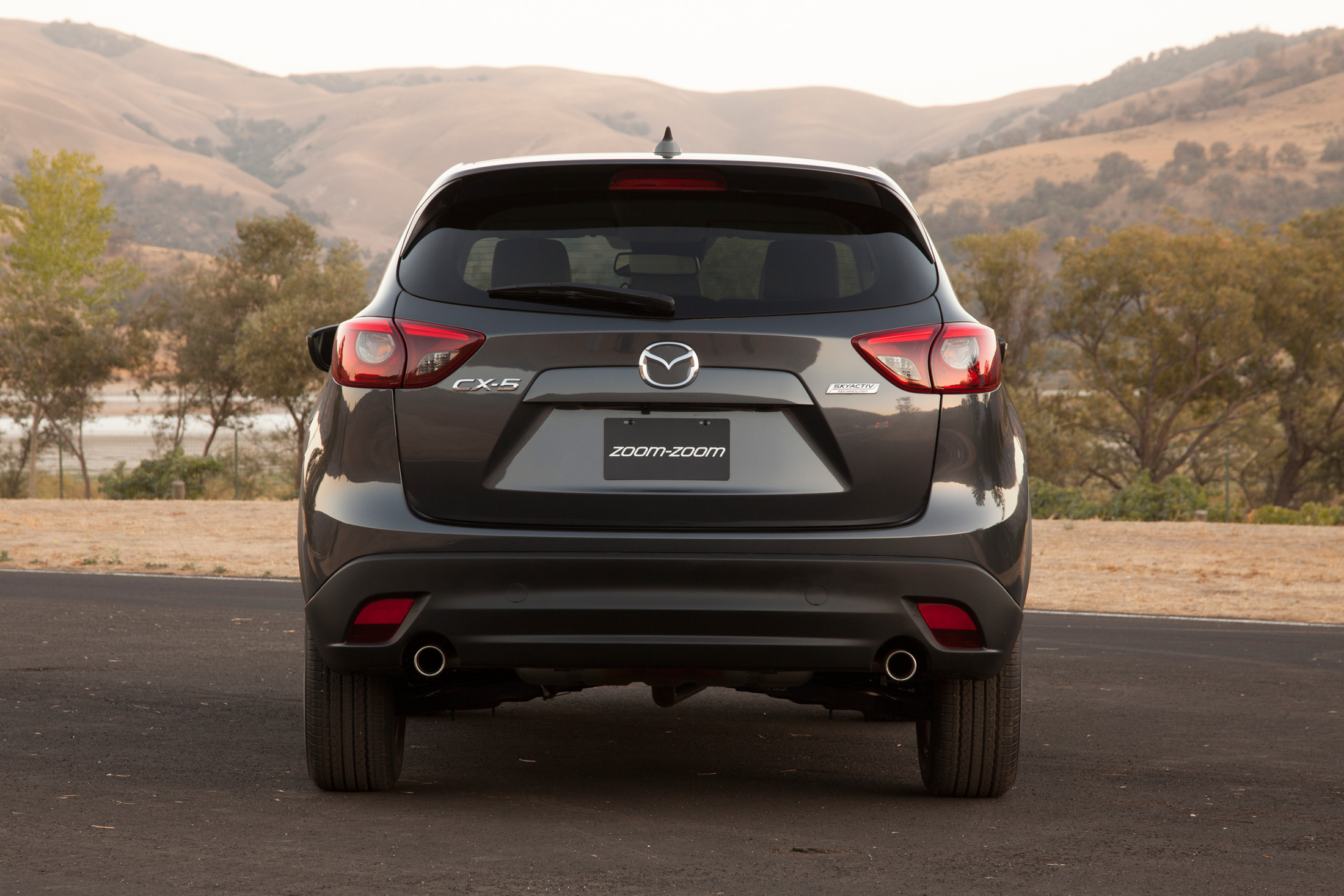 2016.5 mazda cx-5 gets new standard features, $22,695 starting price