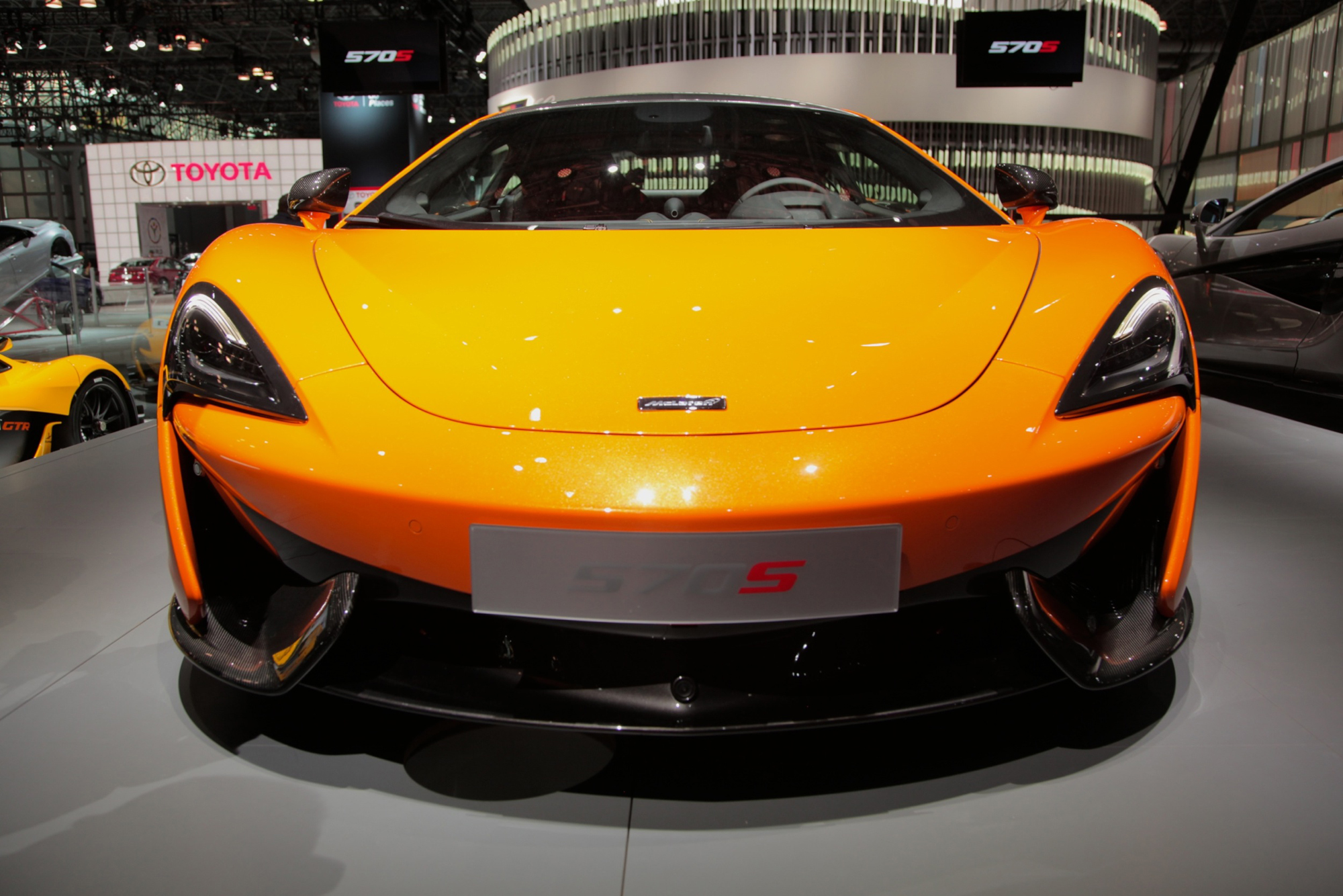 Perfect 2016 McLaren 570S Video First Look  AutoGuidecom News