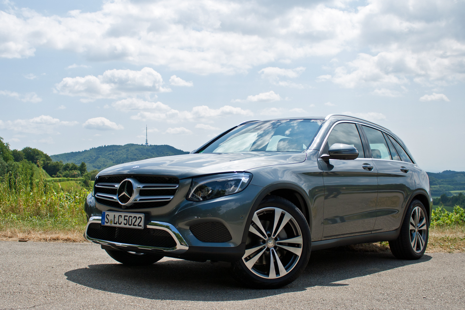 2016 mercedes glc first drive mercedes benz forum for Mercedes benz forum