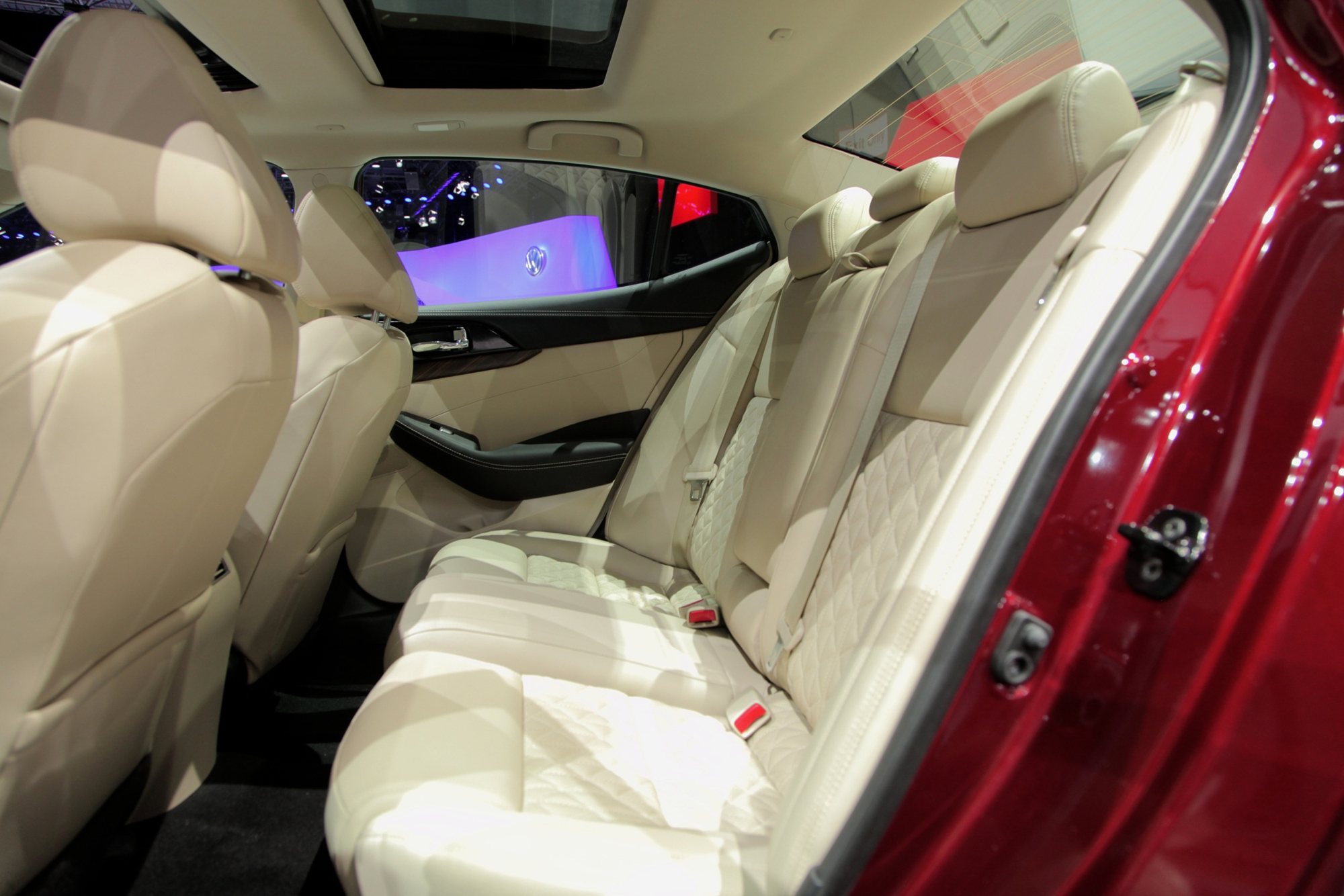 2016 Nissan Maxima is Lower Longer and Lighter  AutoGuidecom News