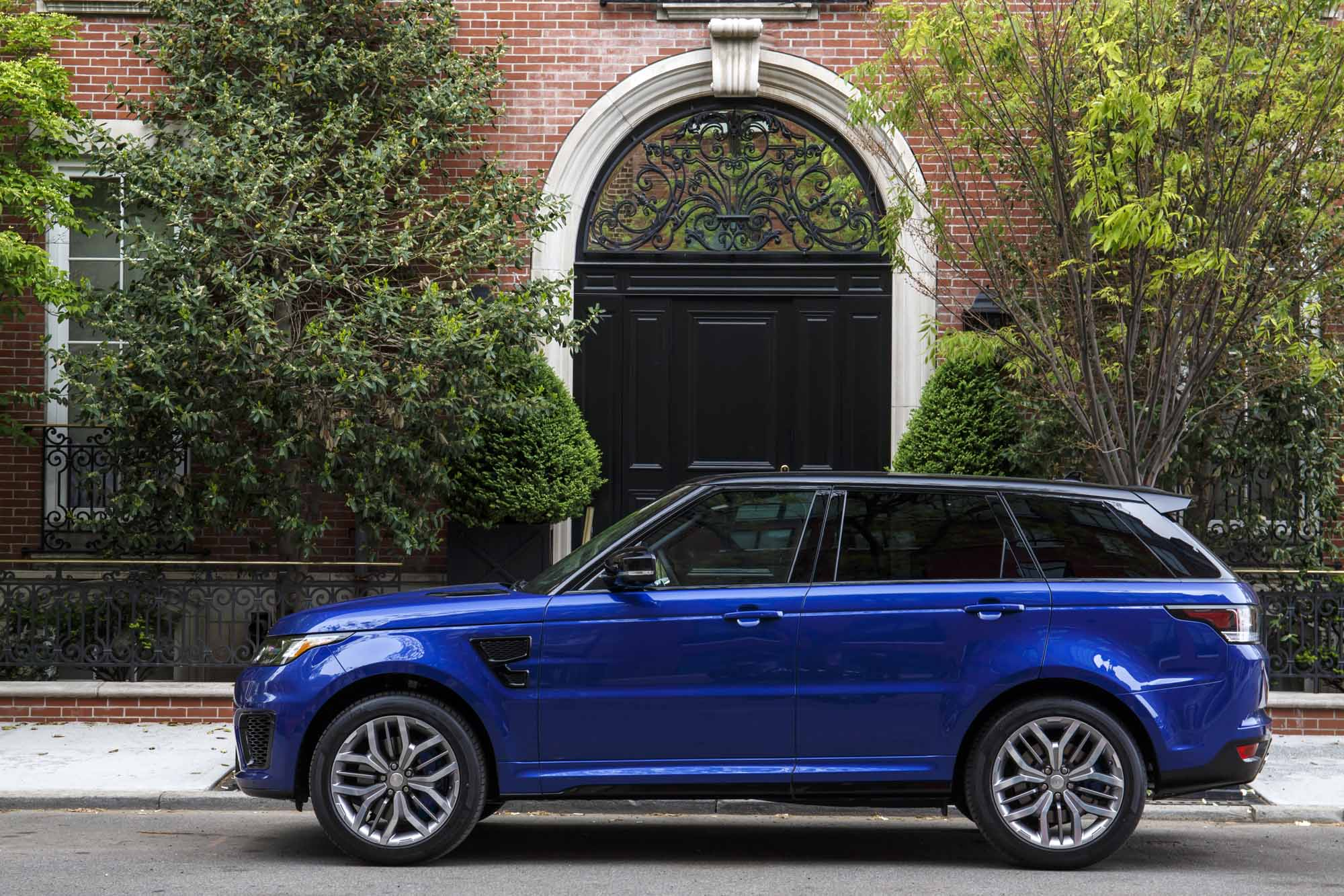 2016 range rover sport svr 176. Black Bedroom Furniture Sets. Home Design Ideas