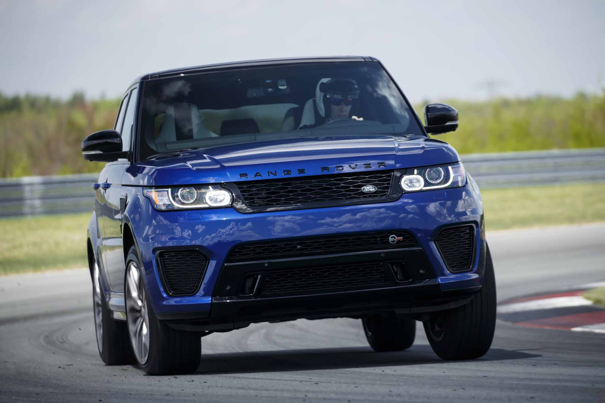 2016 range rover sport svr 189. Black Bedroom Furniture Sets. Home Design Ideas