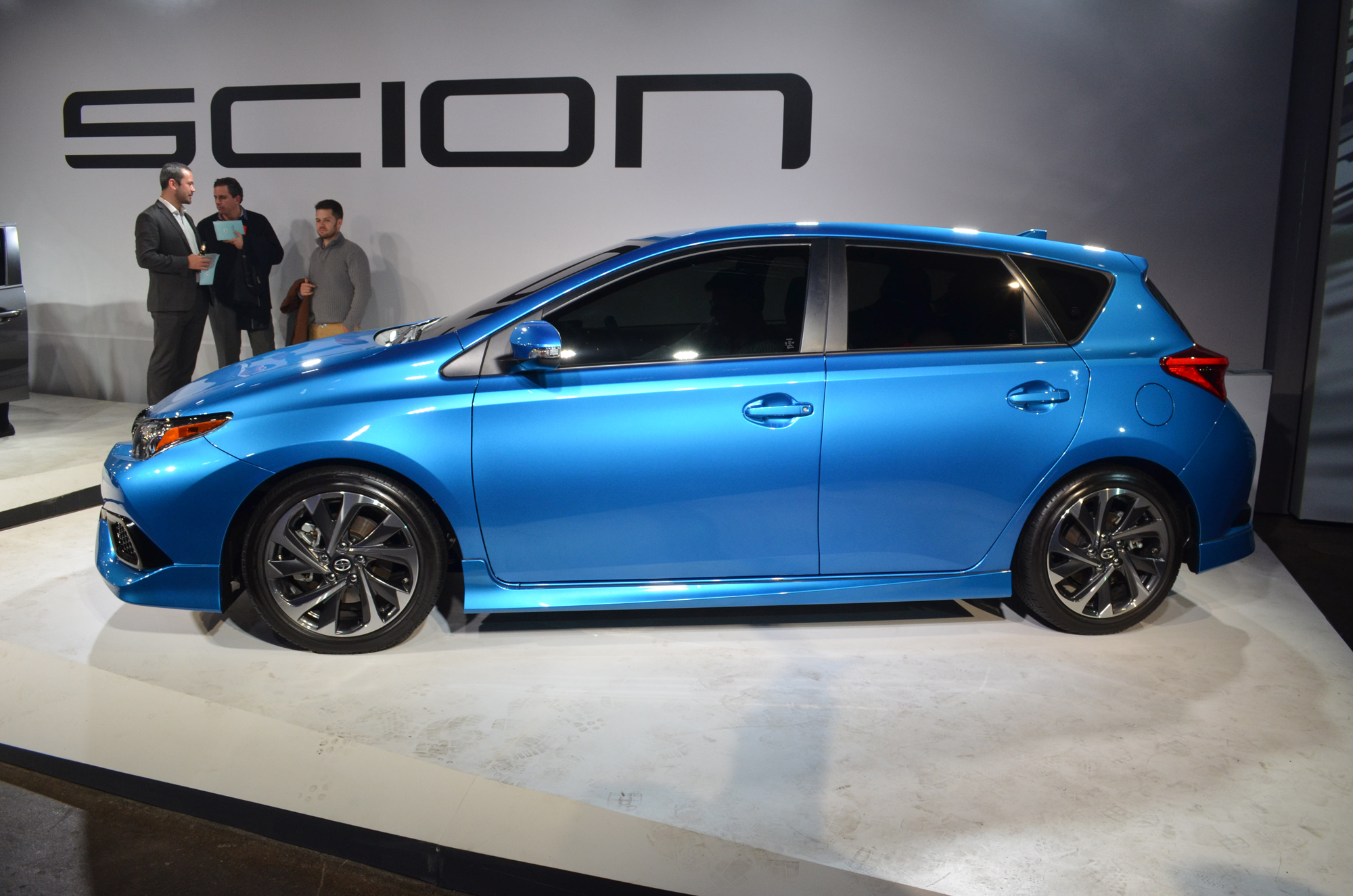 Simple 2016 Scion IM Video First Look  AutoGuidecom News