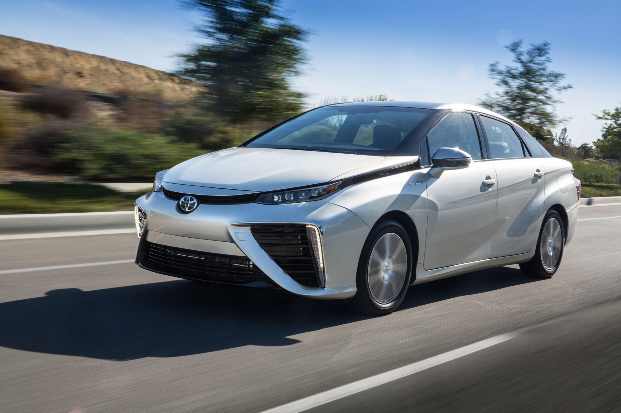 Toyota Mirai Pricing To Eventually Compete With Diesels