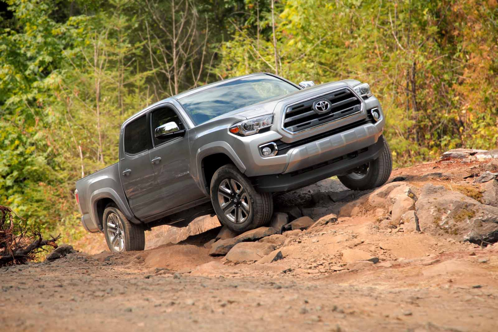 2016 toyota tacoma review news. Black Bedroom Furniture Sets. Home Design Ideas