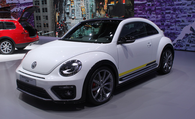 vw beetle concepts show future special editions news. Black Bedroom Furniture Sets. Home Design Ideas