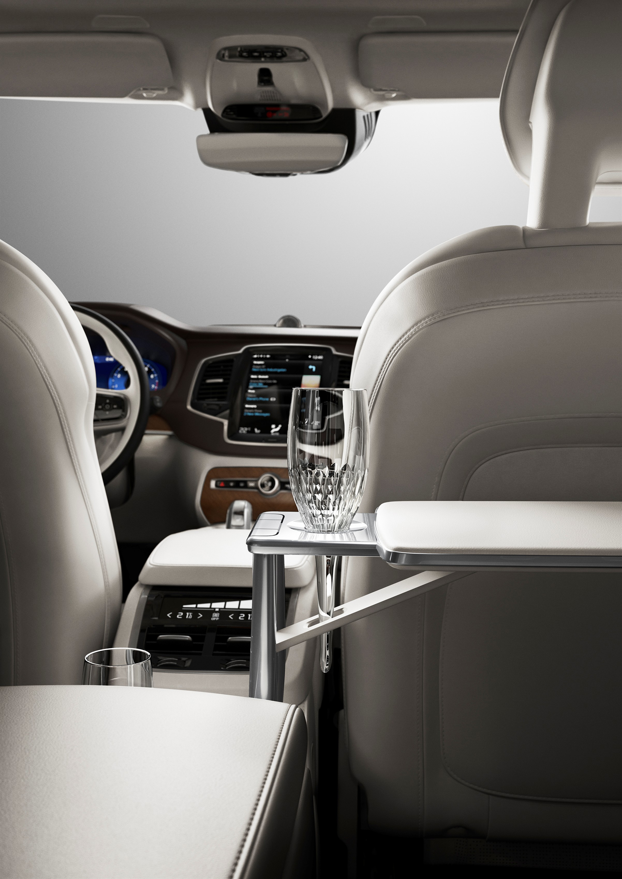 xc 90 39 excellence 39 has volvo 39 s swedest interior ever news. Black Bedroom Furniture Sets. Home Design Ideas