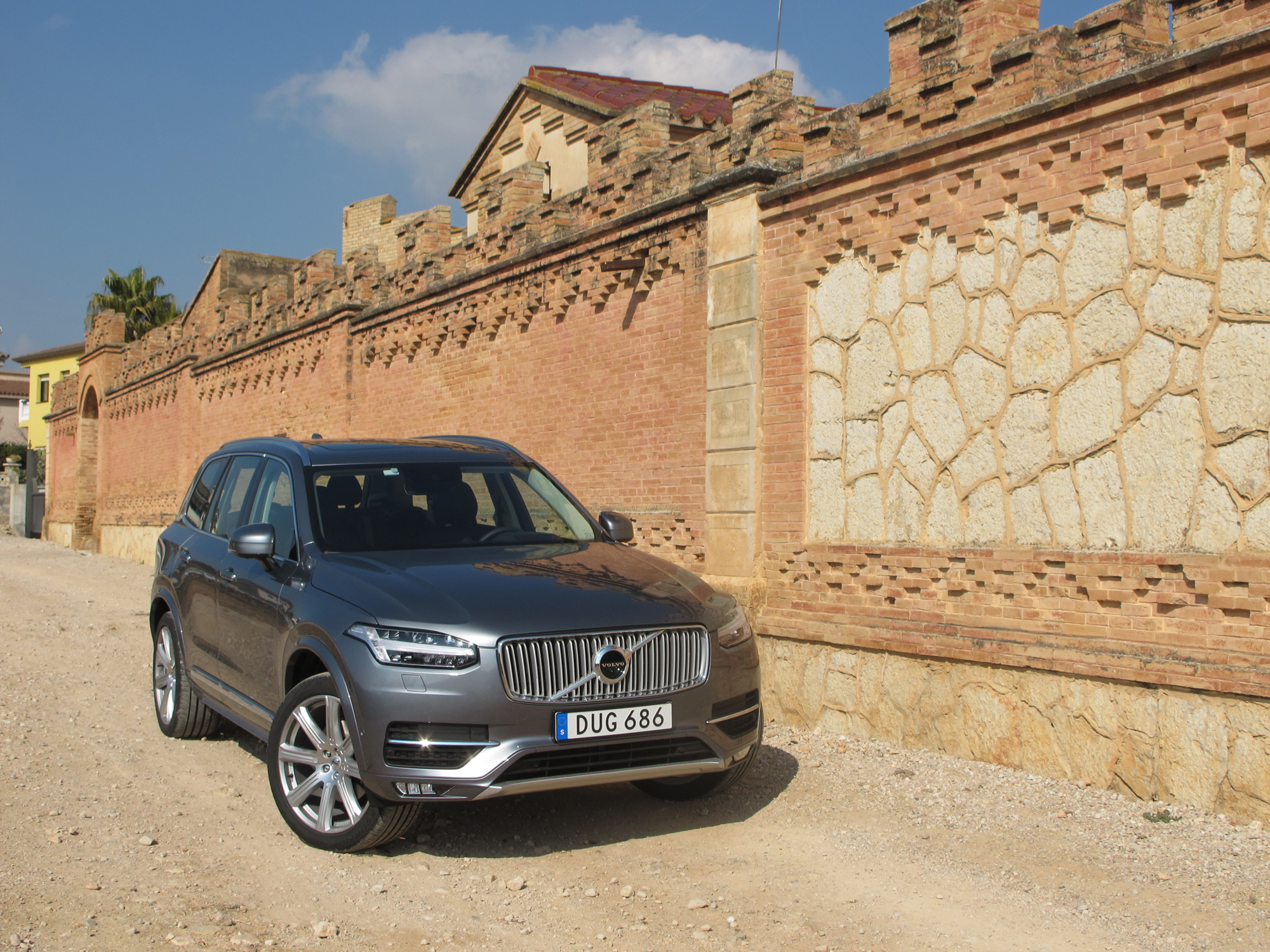 2016 volvo xc90 awd rated at 22 mpg combined » autoguide news
