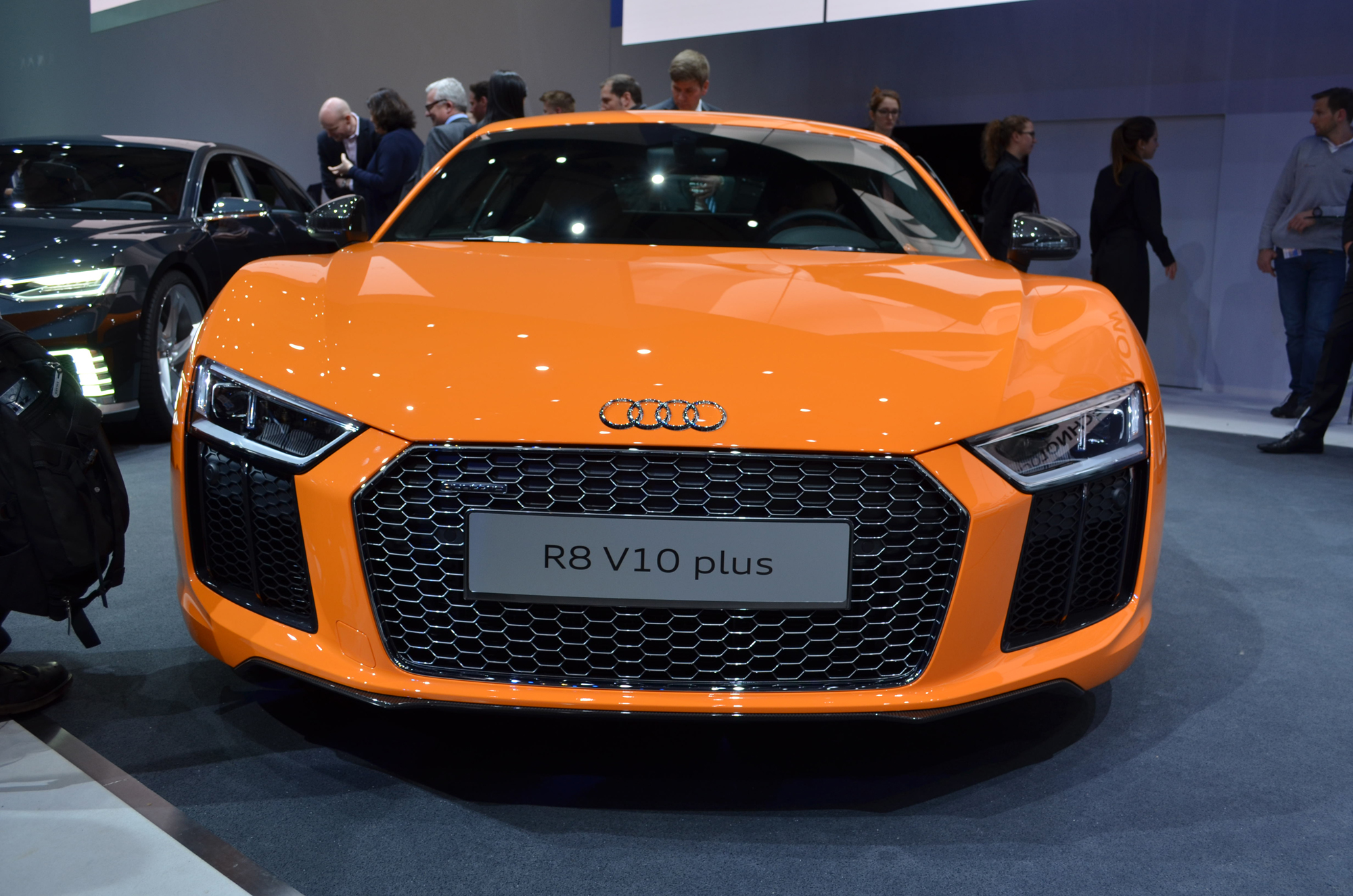 2017 Audi R8 to Arrive With V10, Plus More » AutoGuide.com News