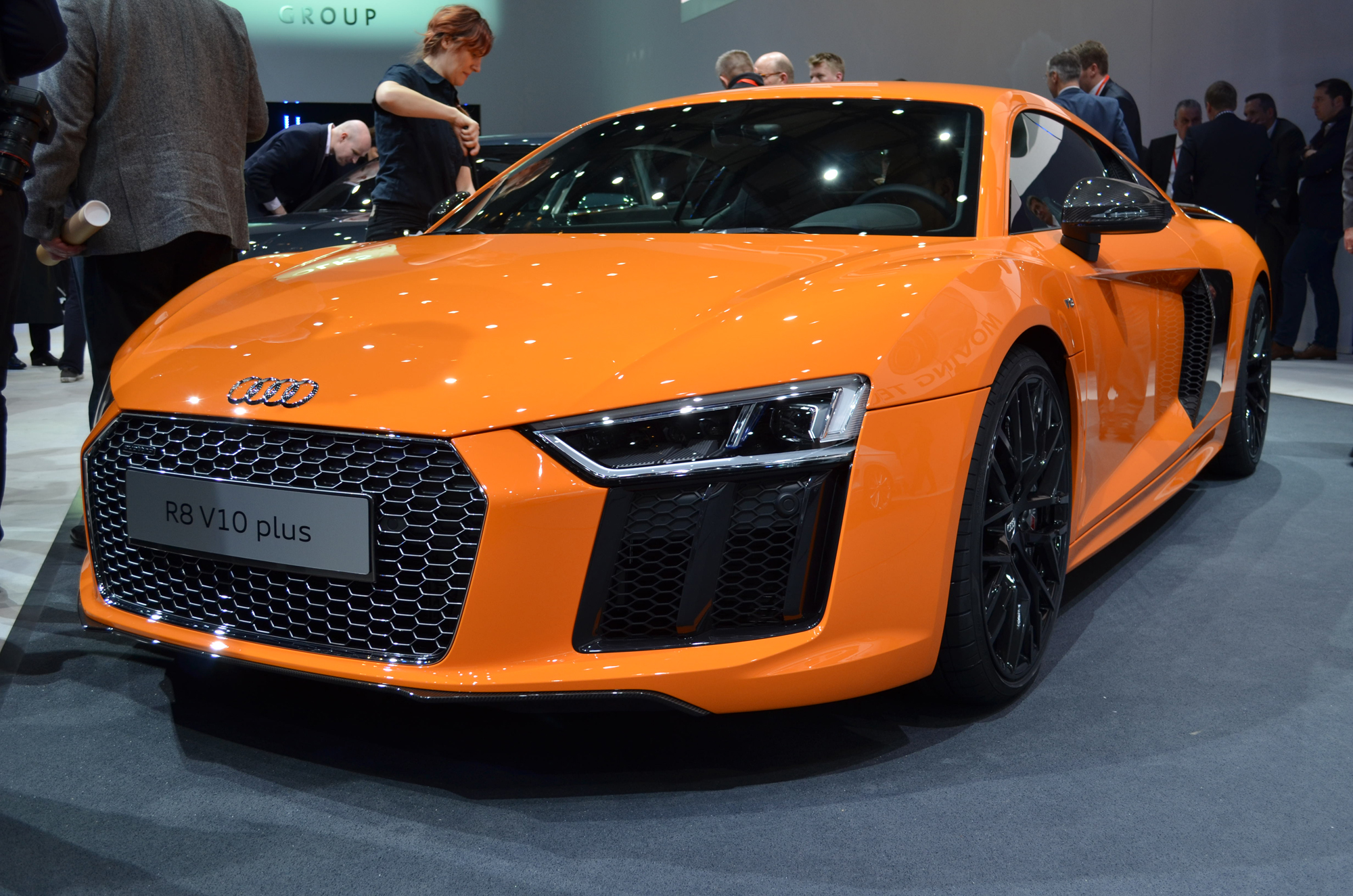 2017 audi r8 to arrive with v10 plus more. Black Bedroom Furniture Sets. Home Design Ideas