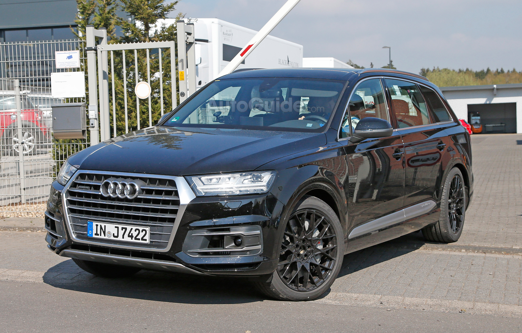 2017 audi sq7 reportedly packs 4 0l tdi with 430 hp. Black Bedroom Furniture Sets. Home Design Ideas