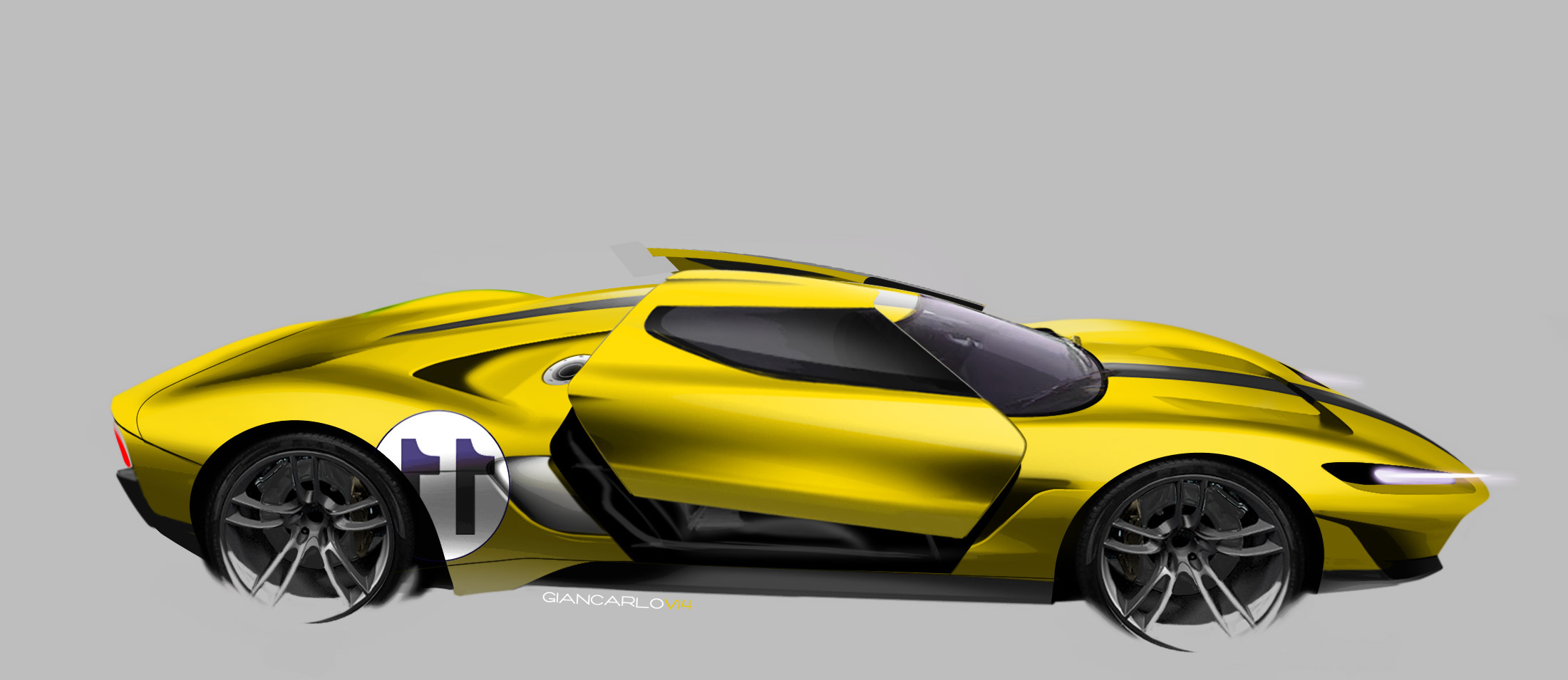 2017 Ford GT From Concept Sketch To Reality AutoGuide