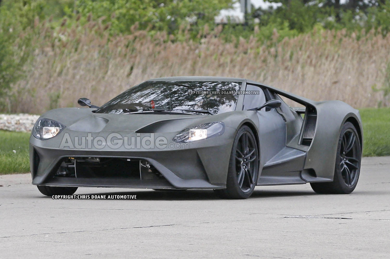 2020 Ford GT Spied Starting Spring Training - Ford Focus RS Forum