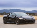 New Acura NSX in Berlina Black