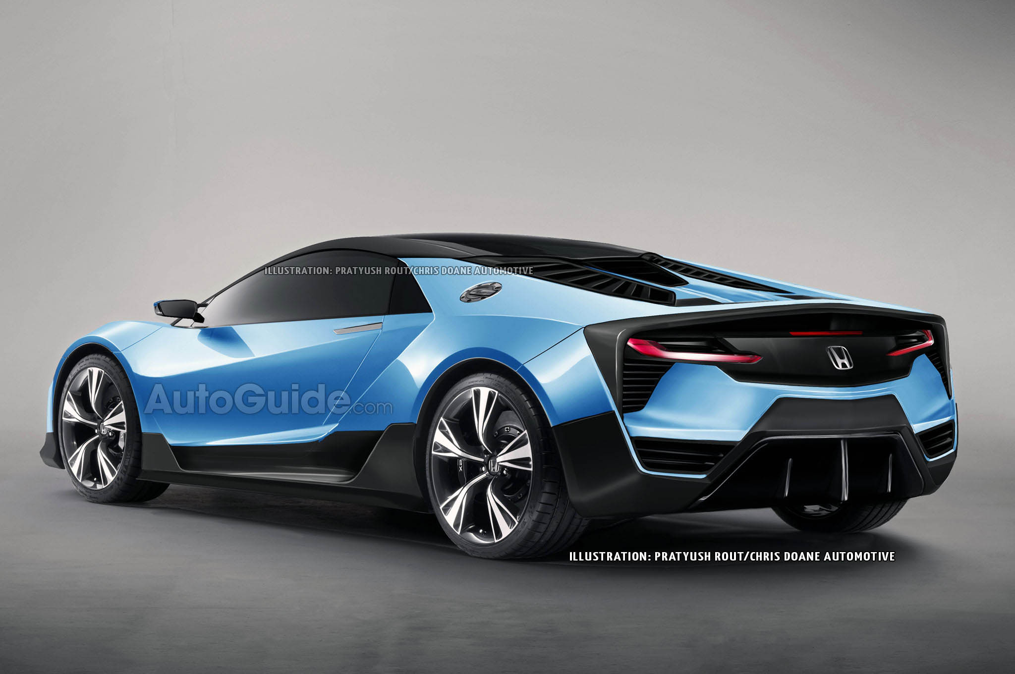 Honda S Baby Nsx Could Debut As Early As November