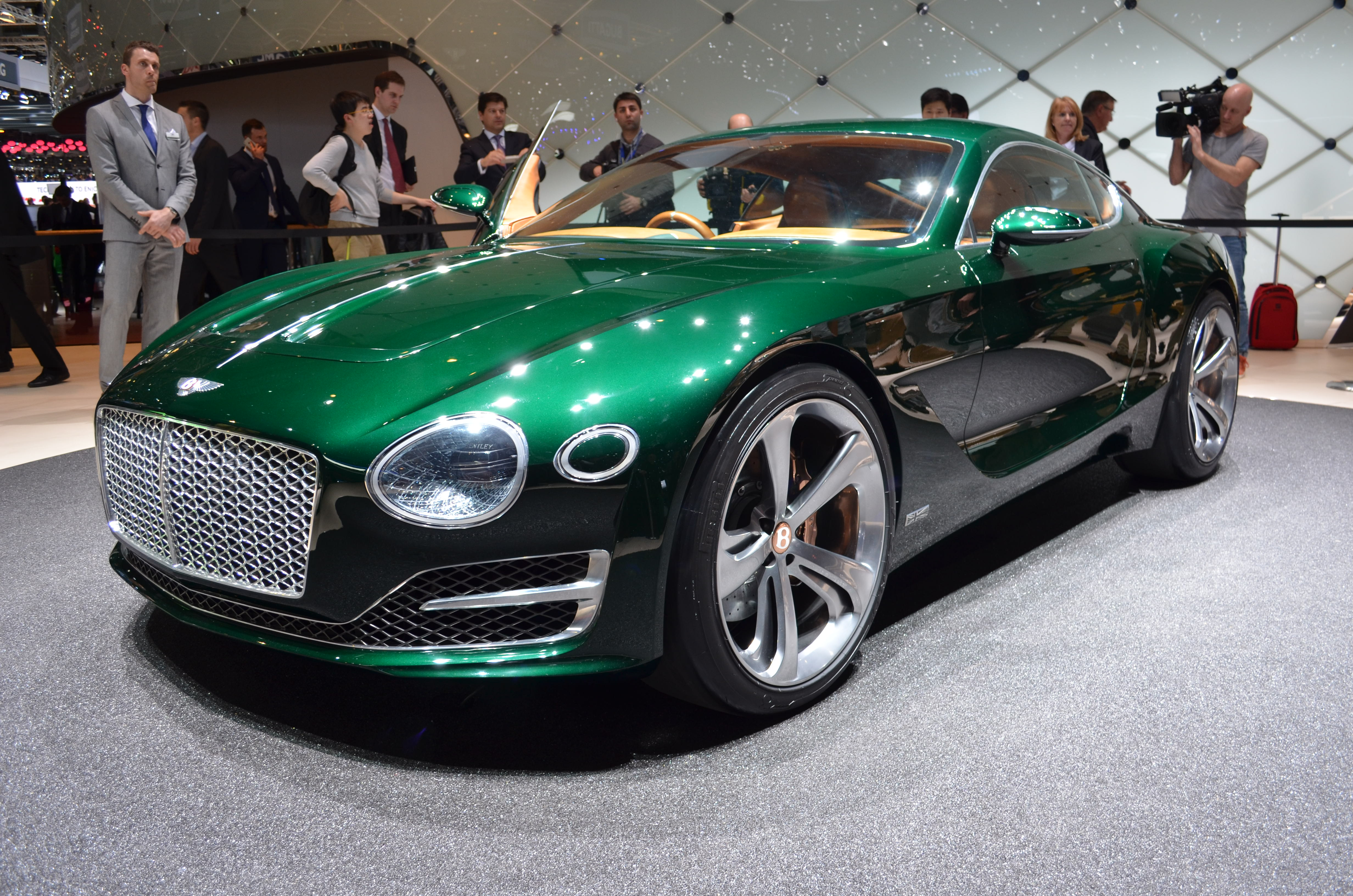 Production Bentley EXP 10 Speed6 Due in 2018 » AutoGuide ...