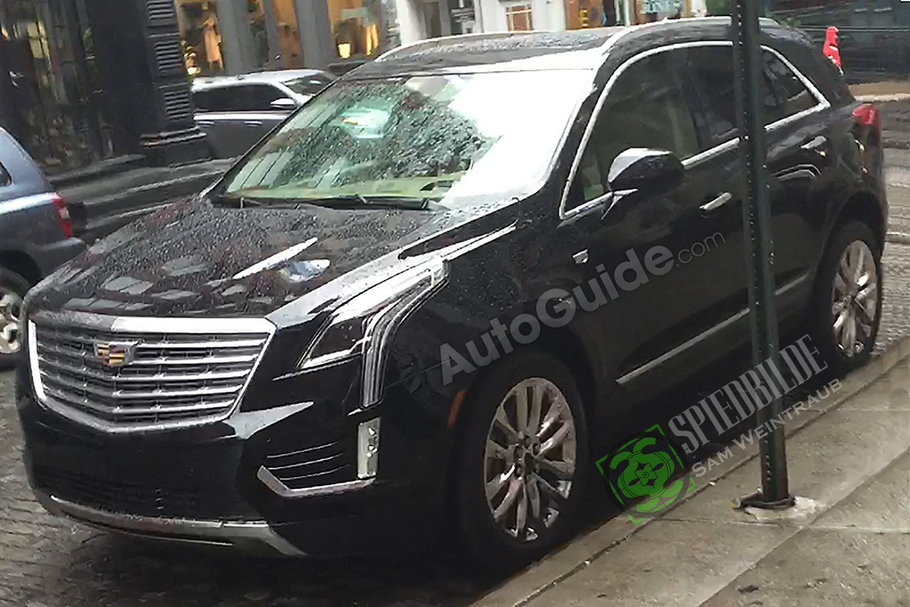 more 2016 cadillac xt5 photos new angles. Black Bedroom Furniture Sets. Home Design Ideas