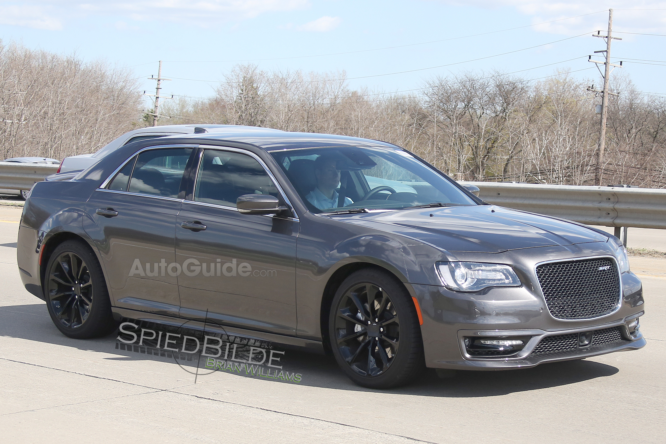 Chrysler 300 Srt Could Return To Us In 2016 187 Autoguide